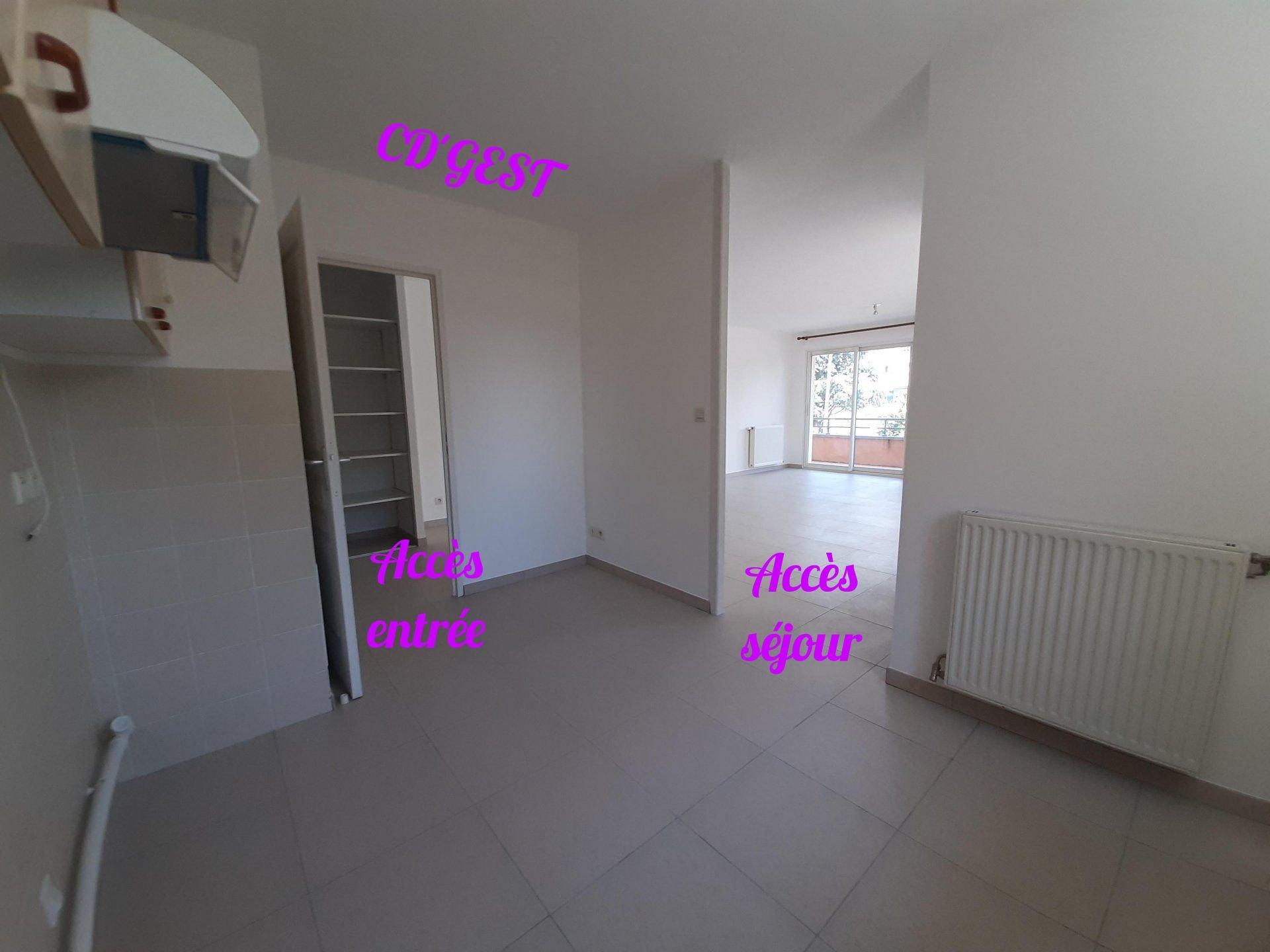 Appartement  T3 : 76.31 m2