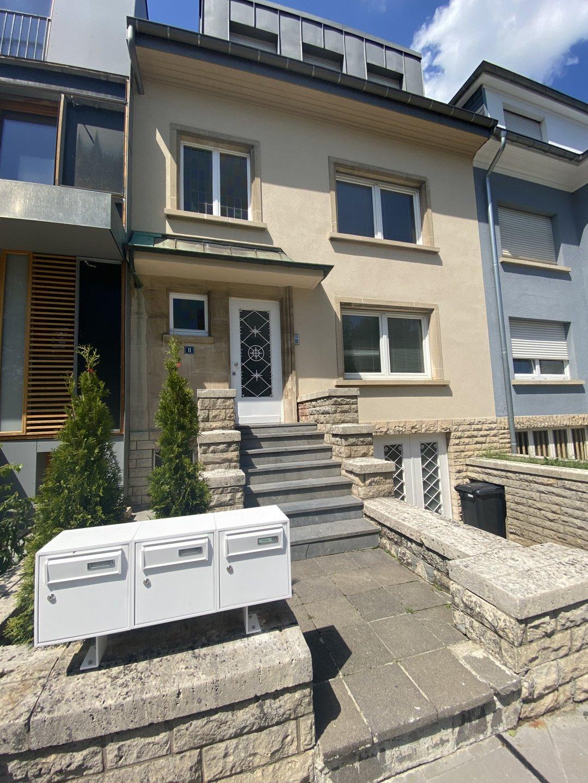 Appartement meublé à louer Luxembourg-Bonnevoie (1er)