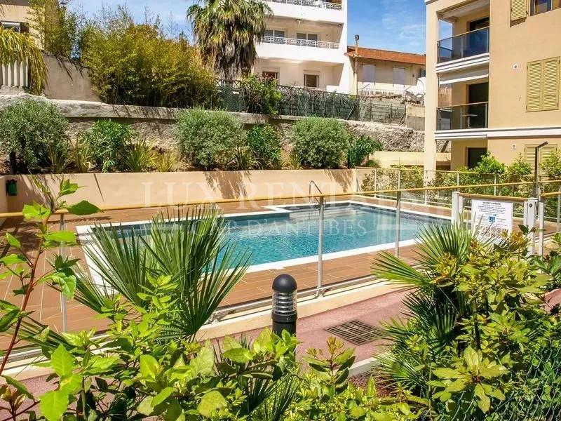 Location saisonnière Appartement - Cannes Palm Beach