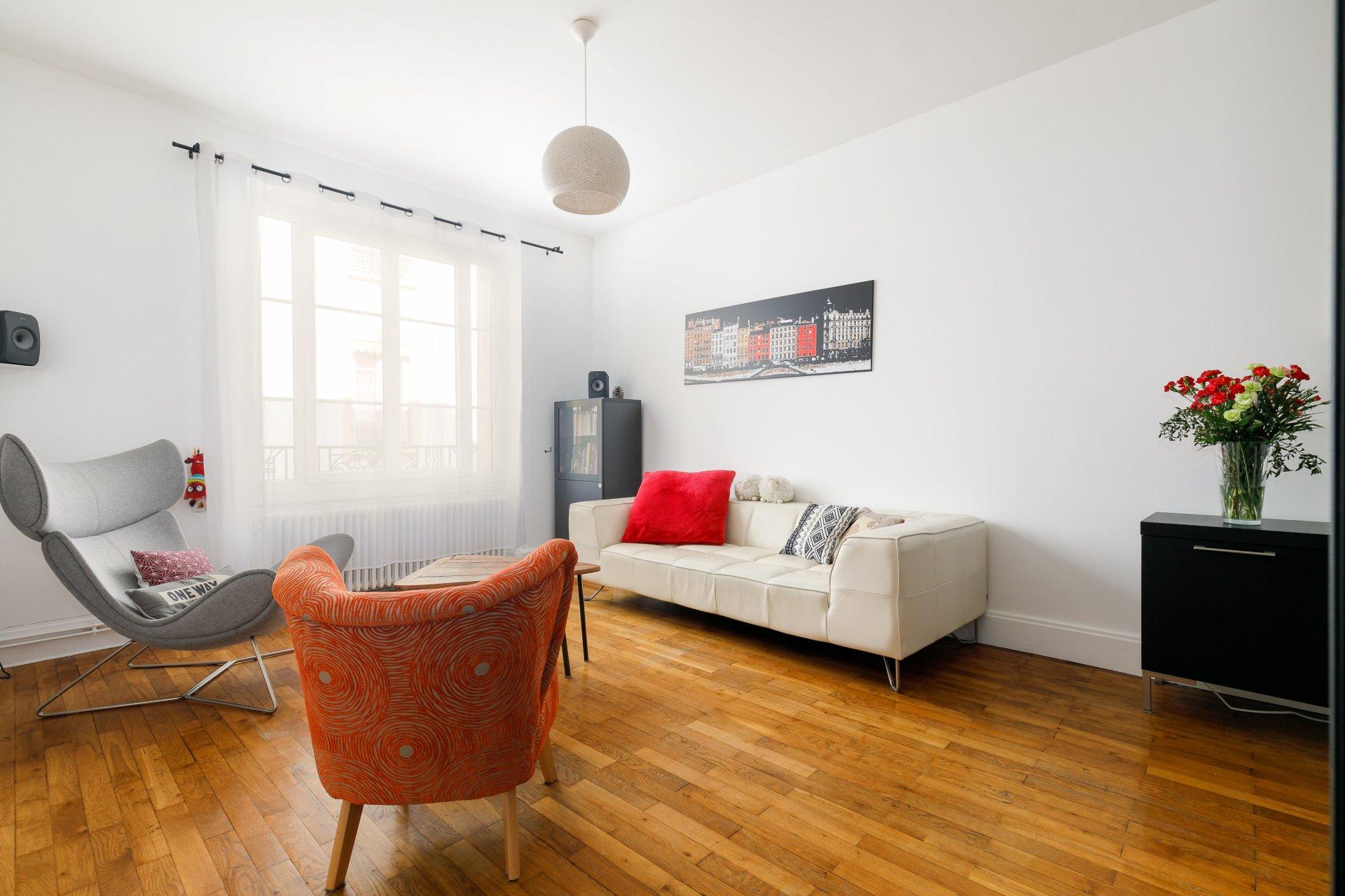 Achat Appartement Surface de 104 m², 4 pièces, Lyon 3ème (69003)