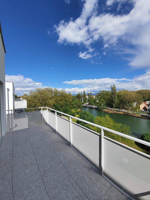 Balcon 10 m²
