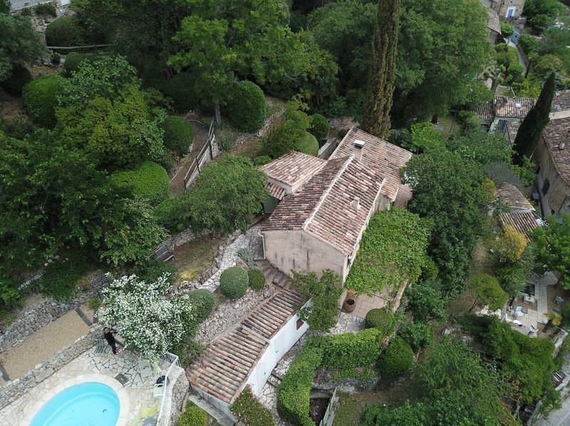 Cotignac maison 2 chambres piscine