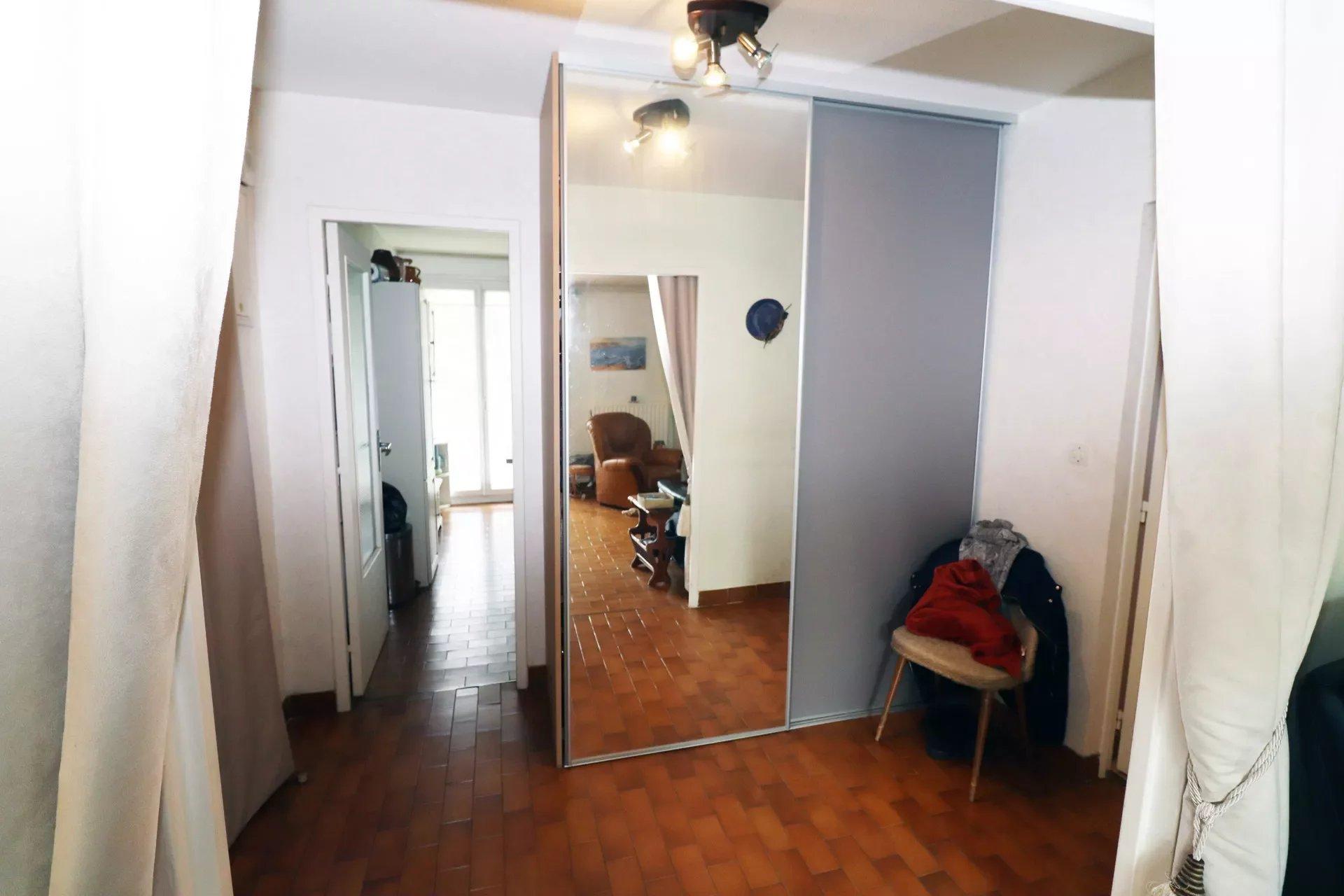 Appartement FF5 de 98m2 avec 150 m2 de terrain