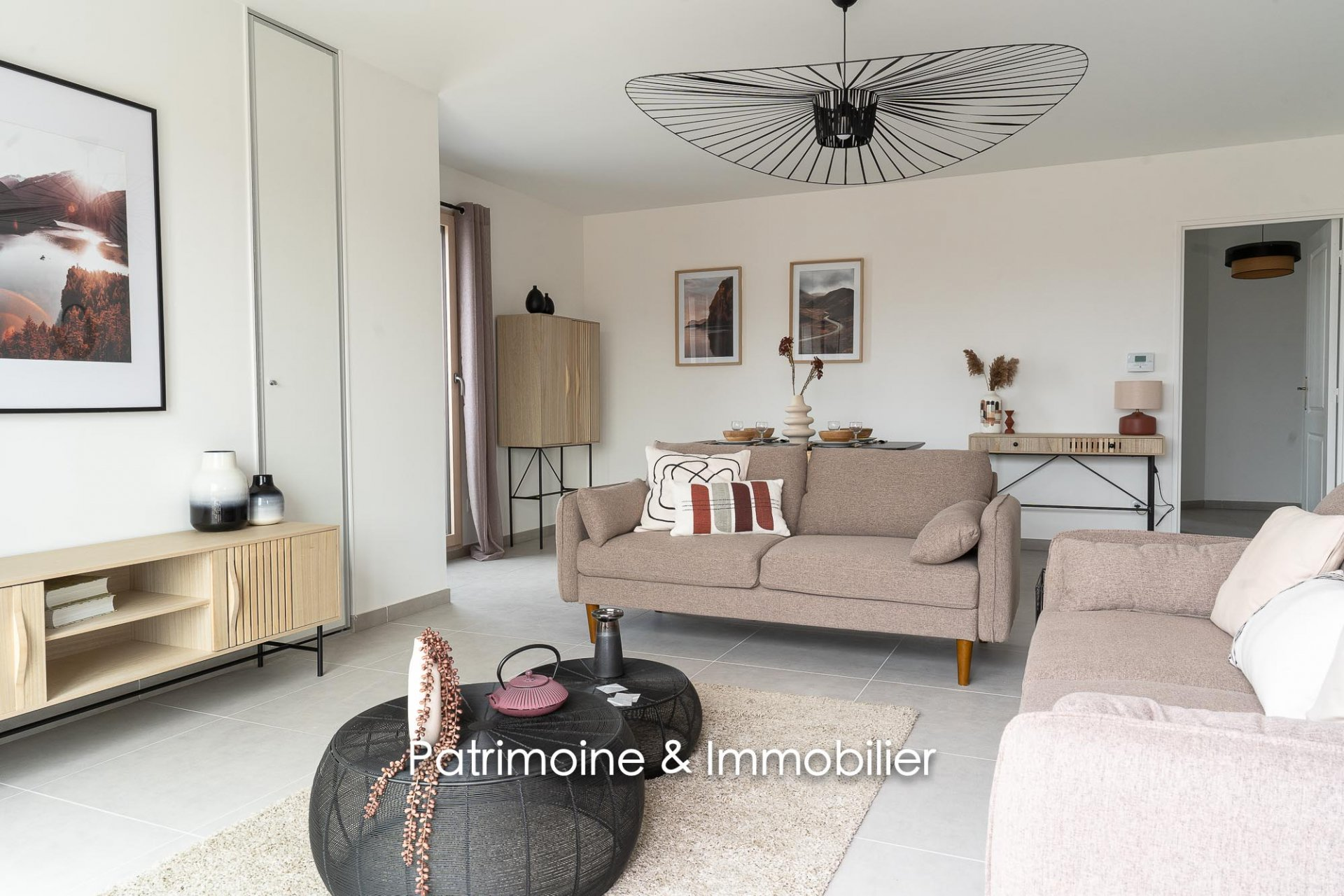 Villeurbanne proximité Gratte-Ciel - T5 127 m2 + Terrasse