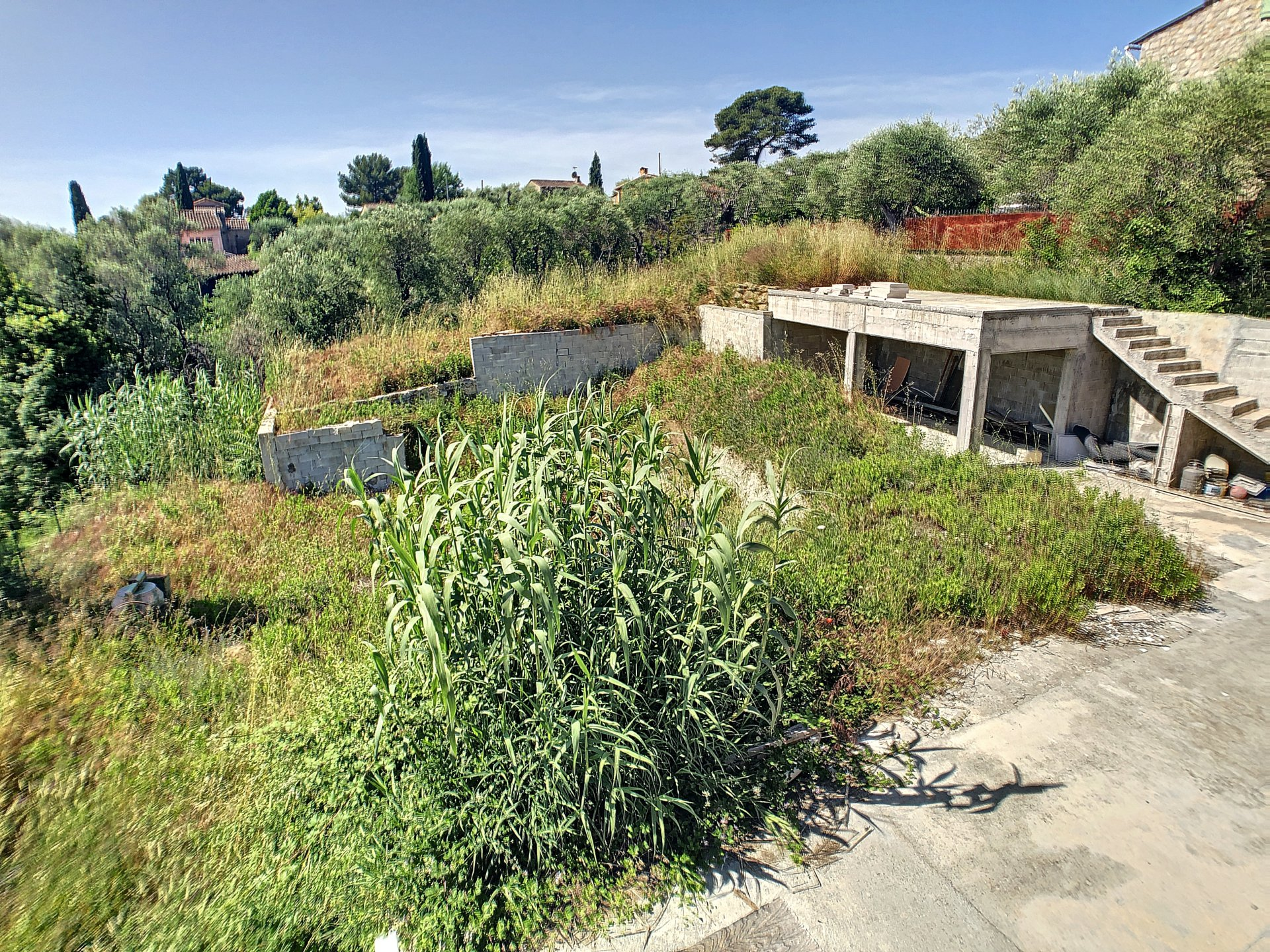 Villa, construction to finish in quiet surroundings