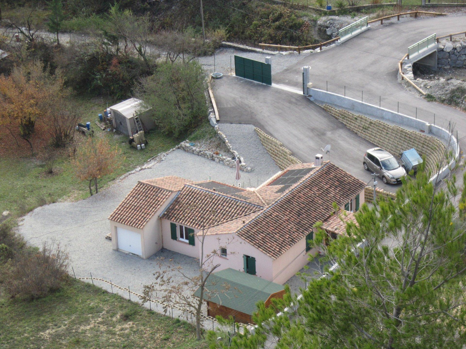 Sale Villa - Puget-Théniers