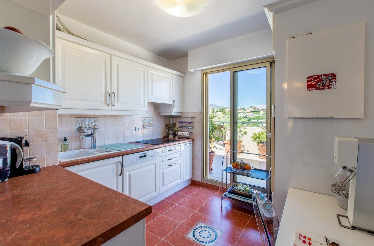 3-bedroom apartment with a terrace of 55m² with seaview - Nice