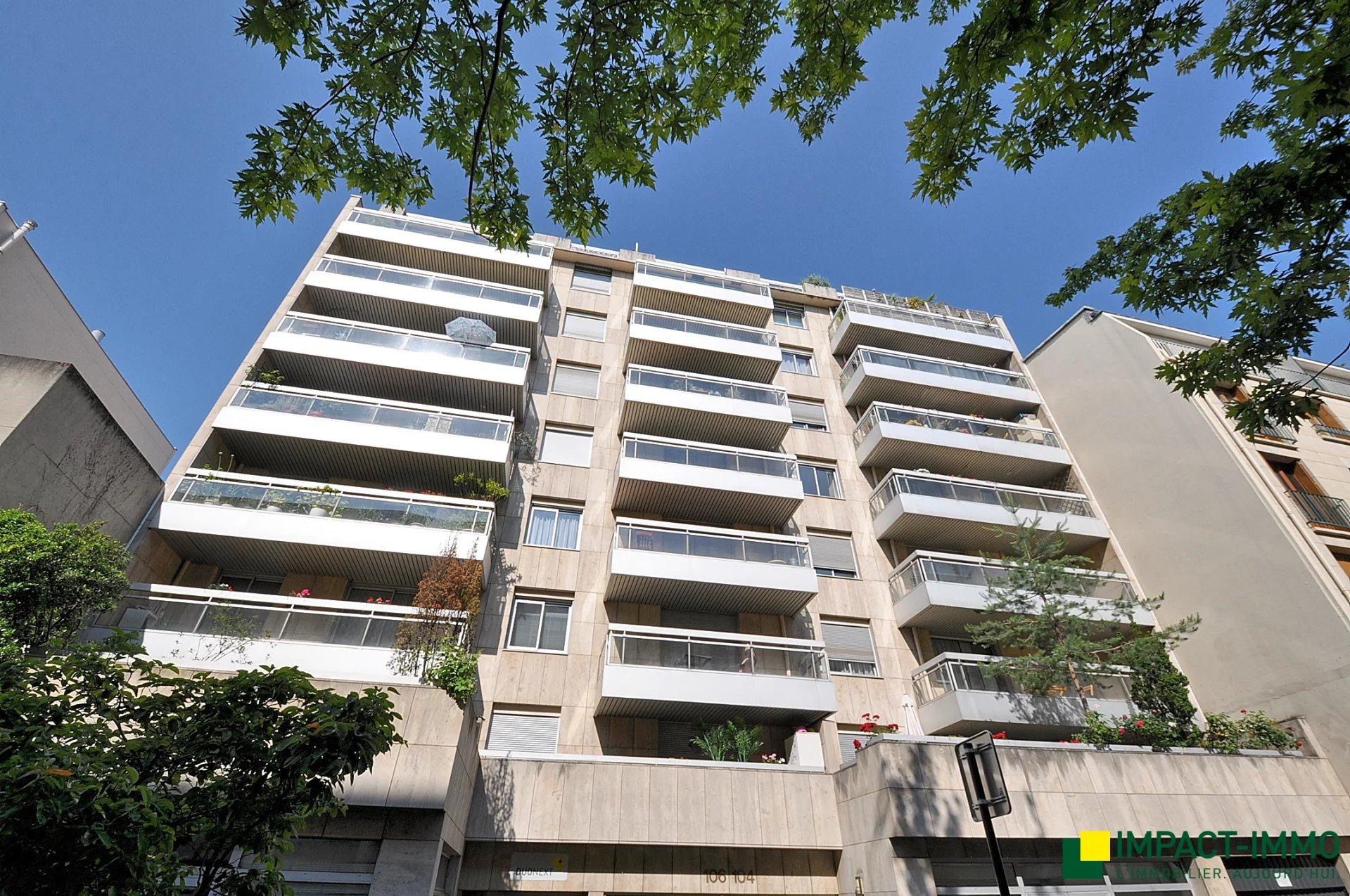 Les Passages - 5 p balcons parking