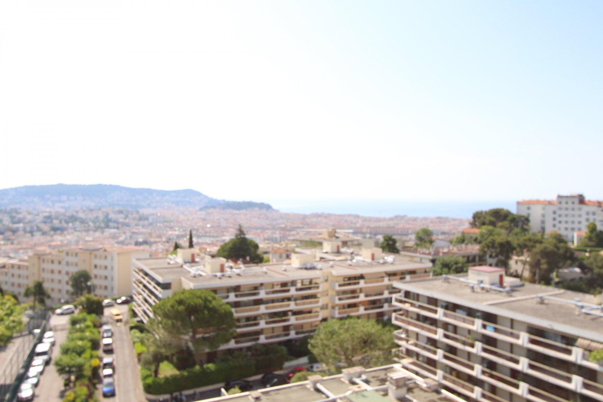 4 P - Pessicart - Vue panoramique - Terrasse