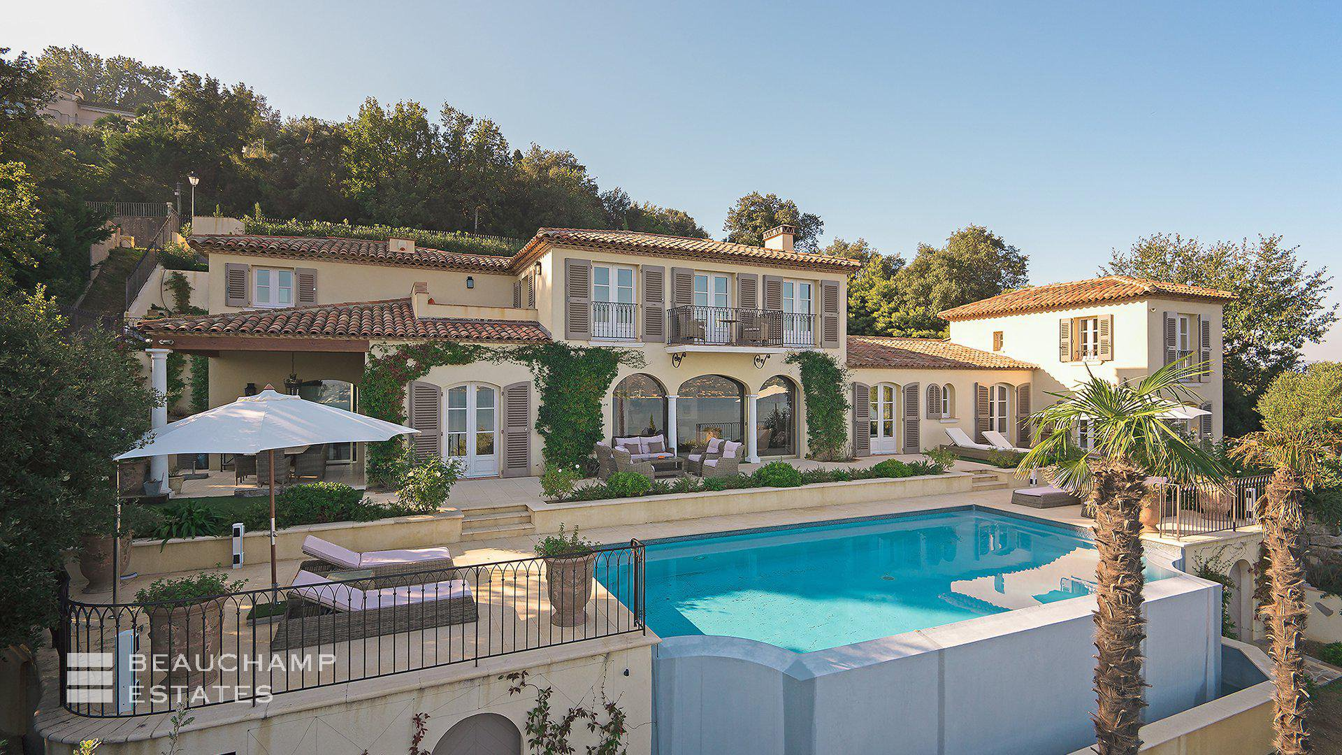 Beautiful Authentic Villa Saint Tropez