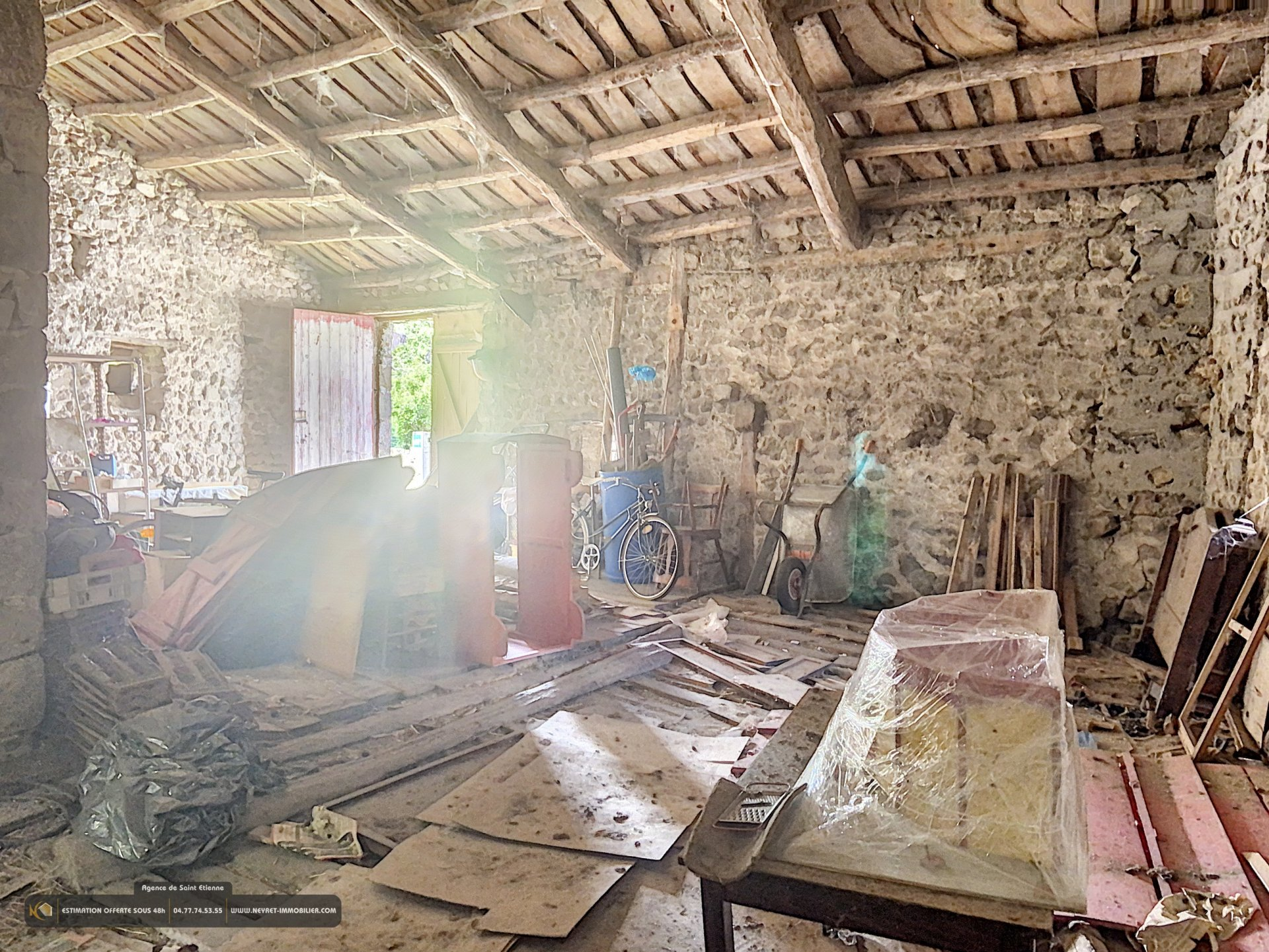 ferme a renover dans hameau