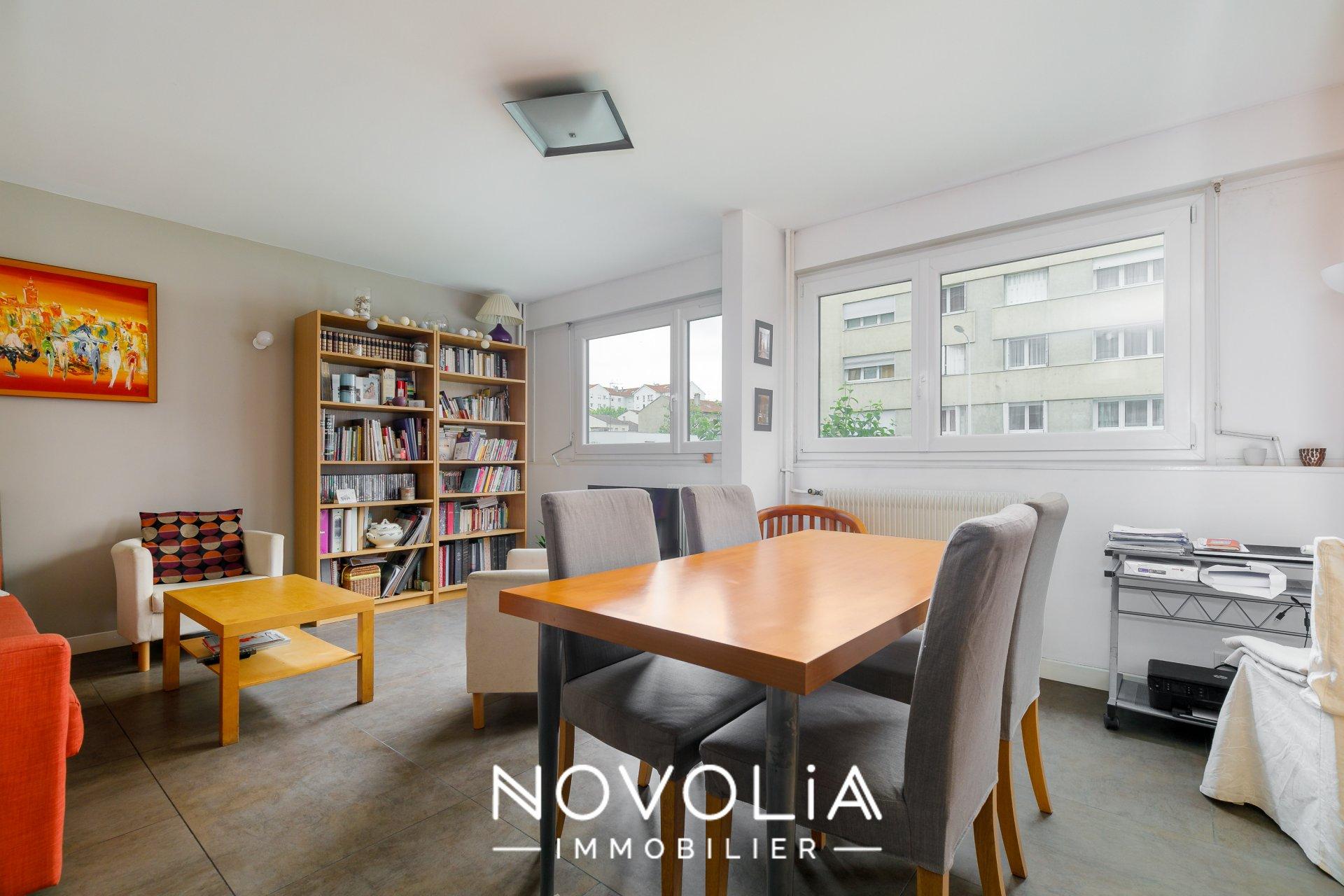 Achat Appartement, Surface de 95.77 m²/ Total carrez : 95.77 m², 5 pièces, Lyon 3ème (69003)