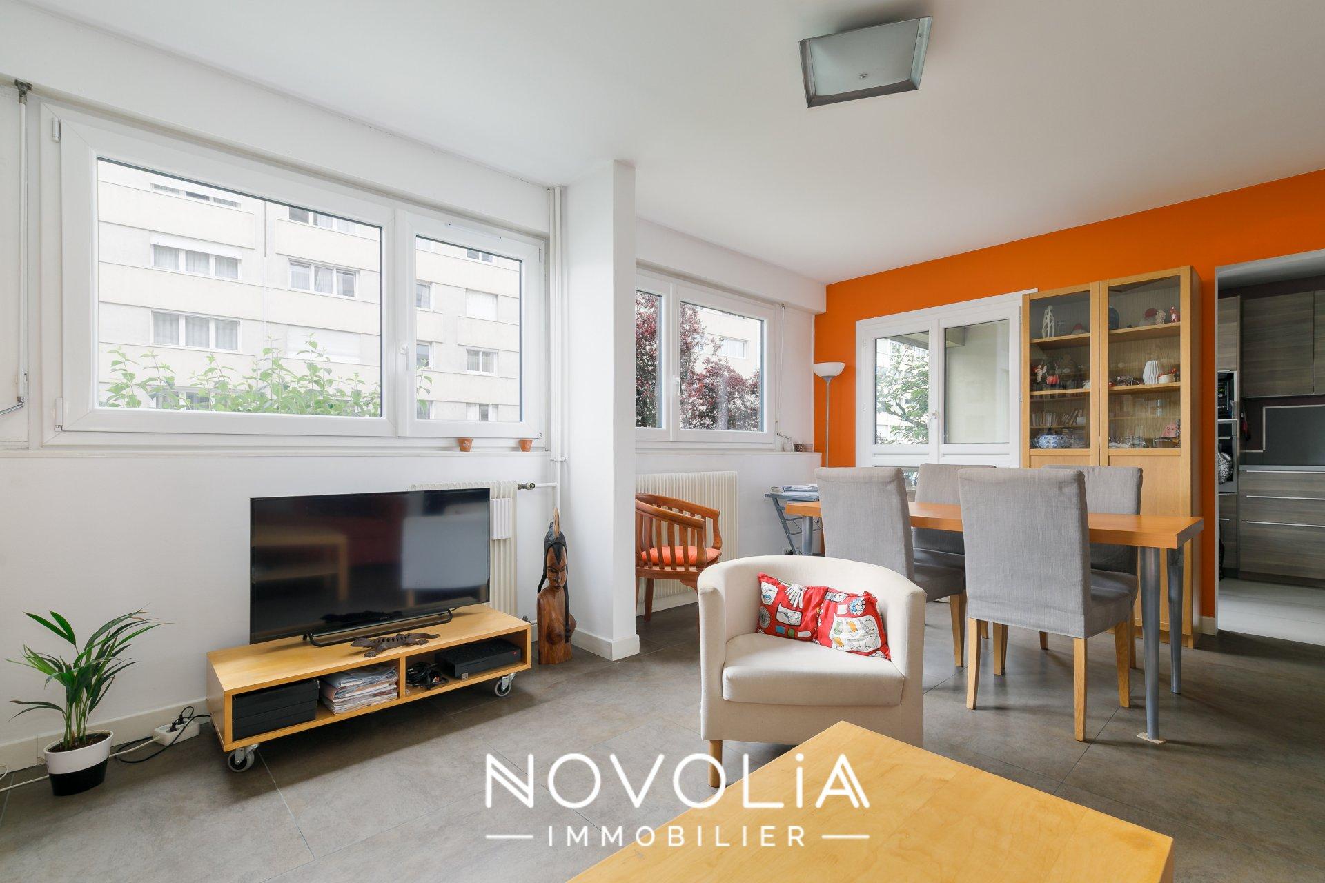 Achat Appartement Surface de 95.77 m²/ Total carrez : 95.77 m², 5 pièces, Lyon 3ème (69003)