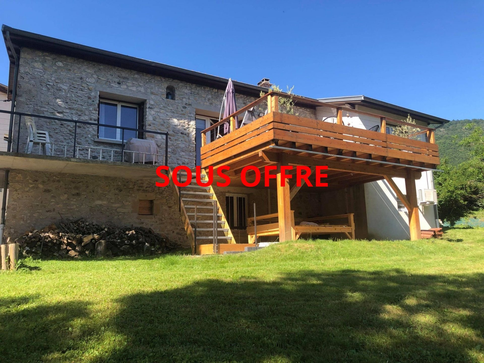 Sale House Saint-Nazaire-en-Royans