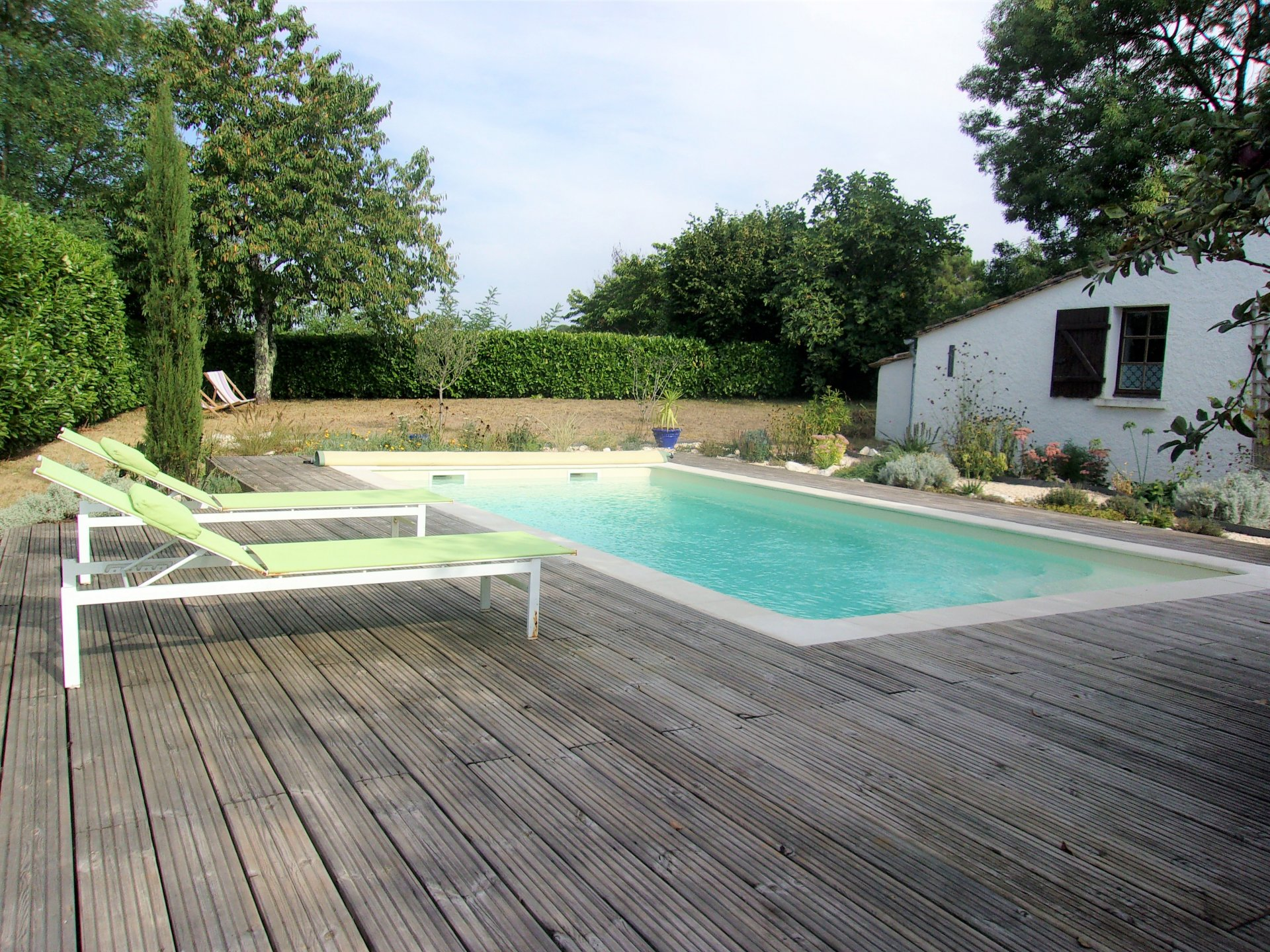 Characterful Village House with pool in sought-after location