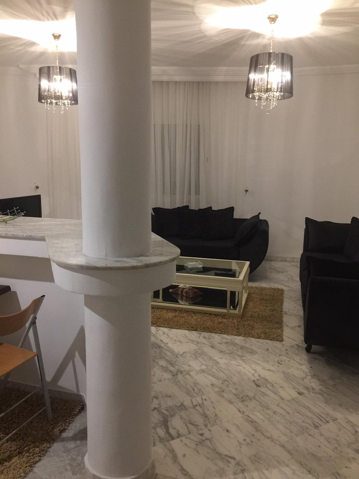 Location Appartement S+1 meublé au Lac 1