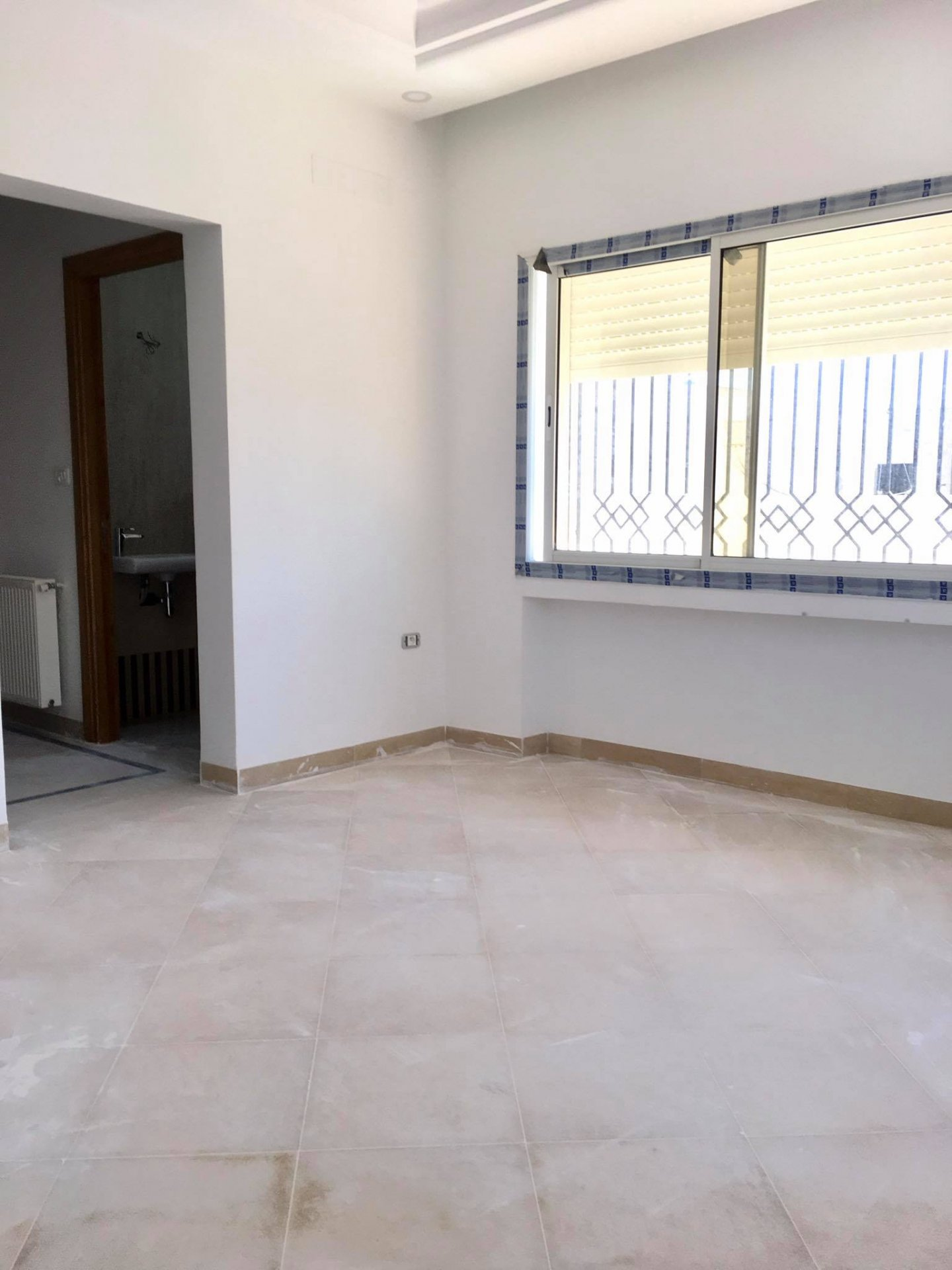 Location Etage de Villa S+3 à La Marsa