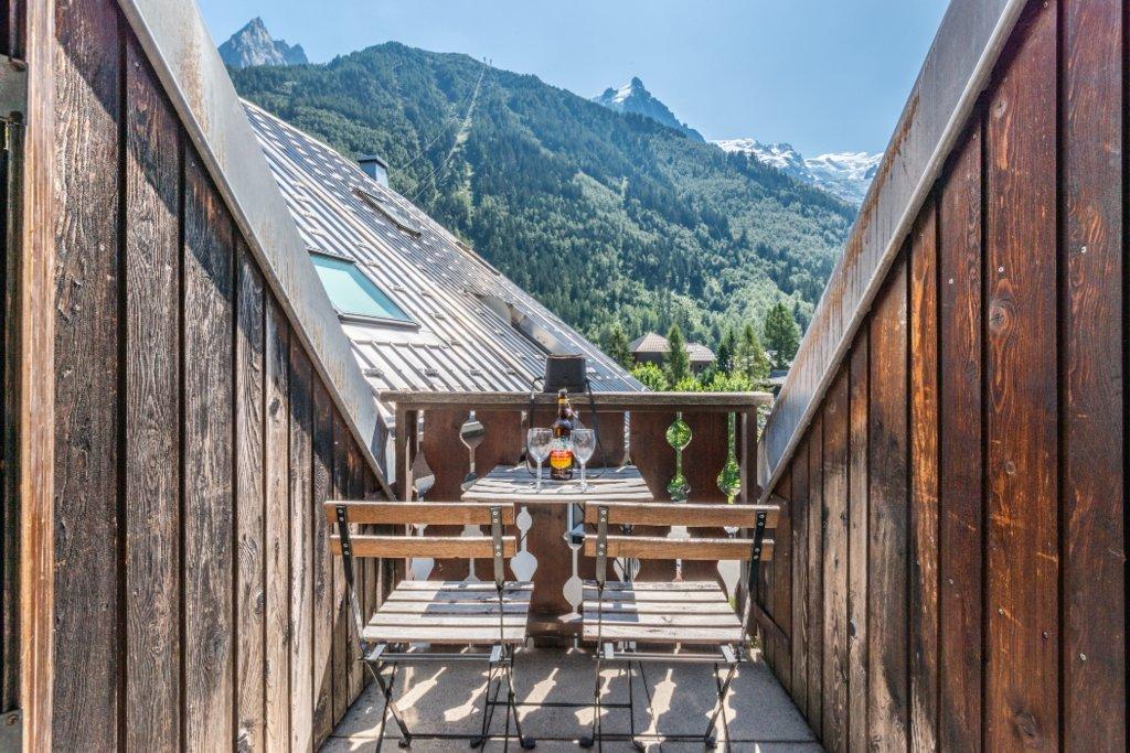 Appartamento con due camere da letto a Chamonix Sud
