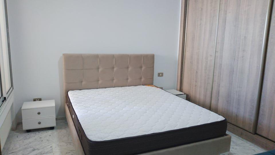 Location Appartement S+1 meublé aux Jardins de Carthage
