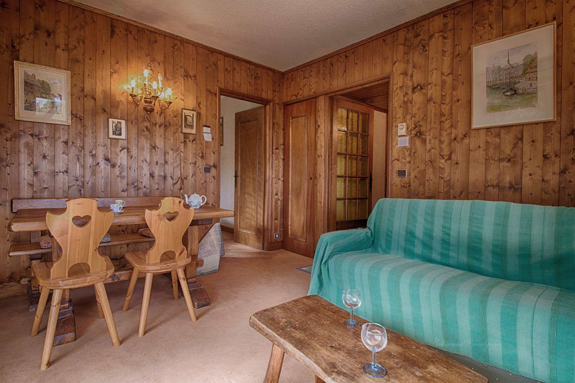 Vente Appartement - Megève Le Tour