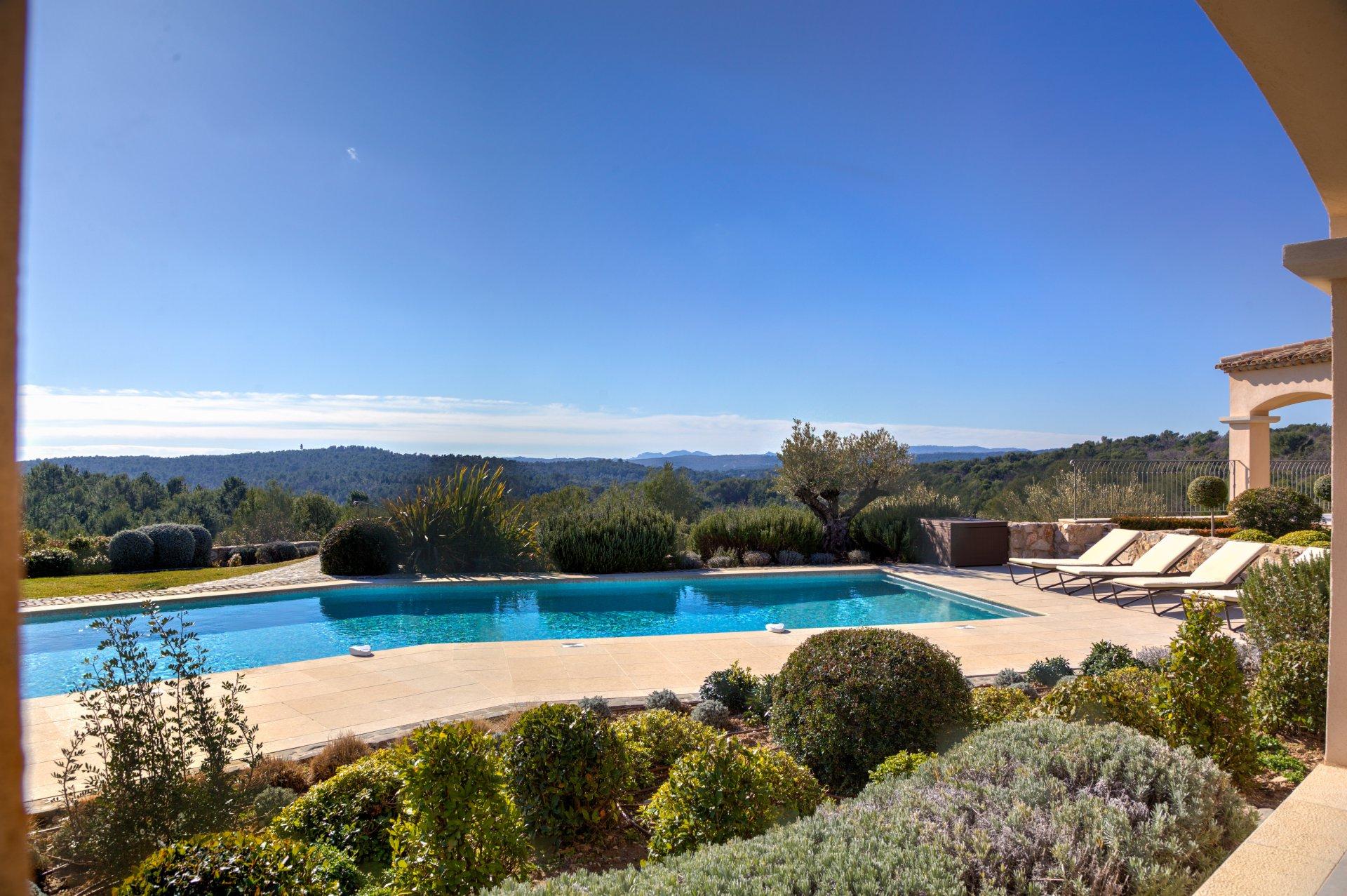 Venta Villa - Roquefort-les-Pins - Francia
