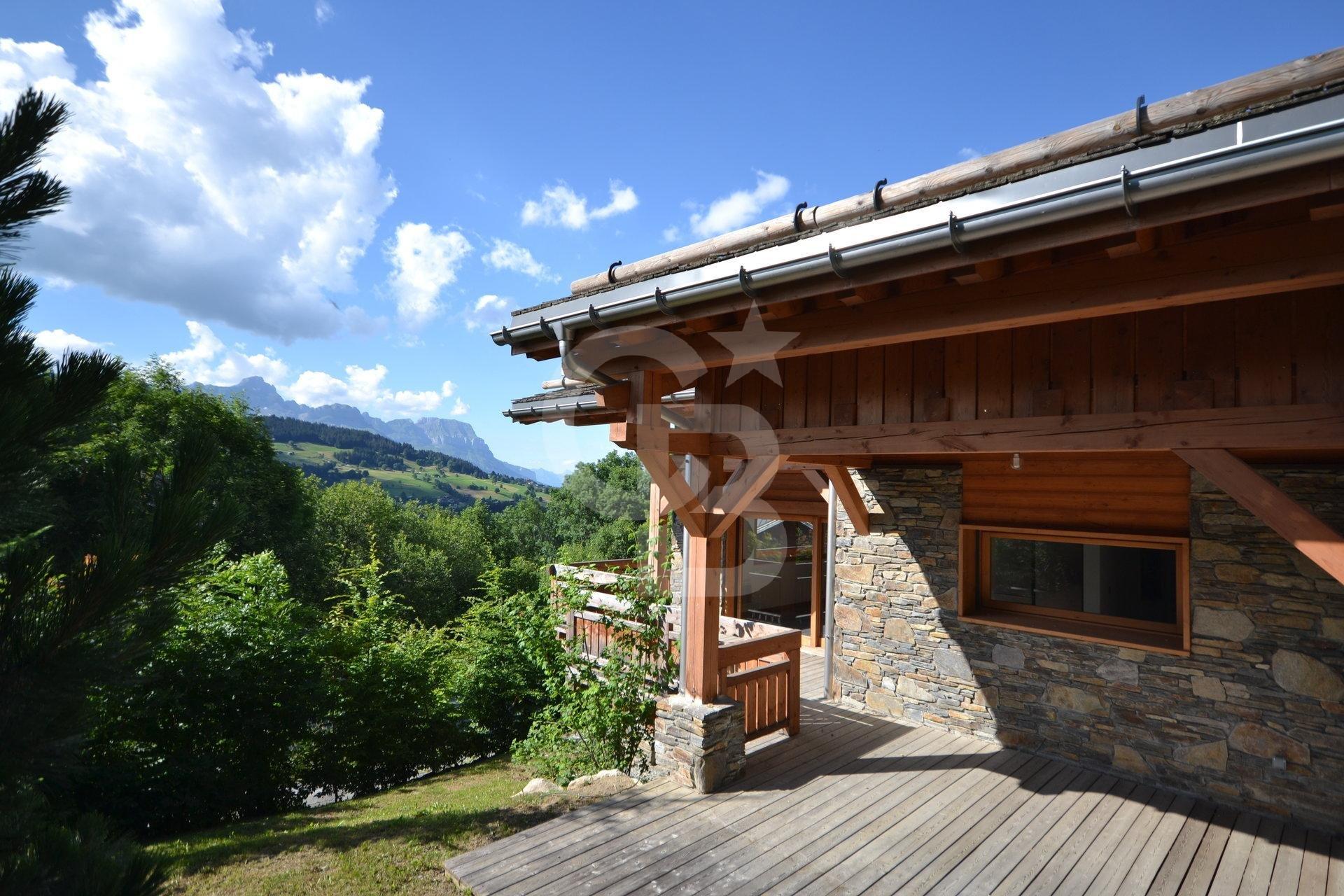 Vente Chalet - Megève Mont d'Arbois