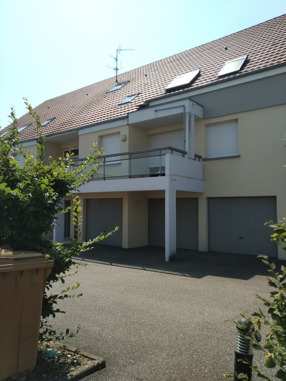 F2 à Blotzheim