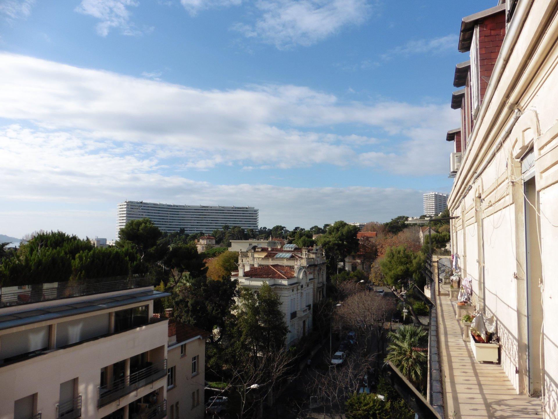 Marseille 8ème - Bourgeois 337m² en dernier étage