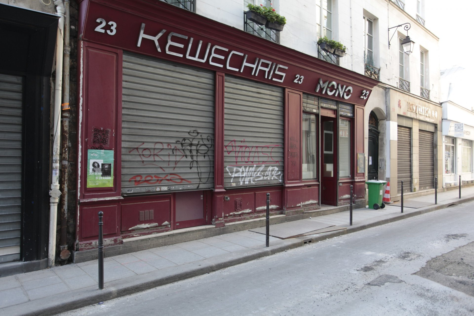 Location Pure - Paris 3eme-  234m2