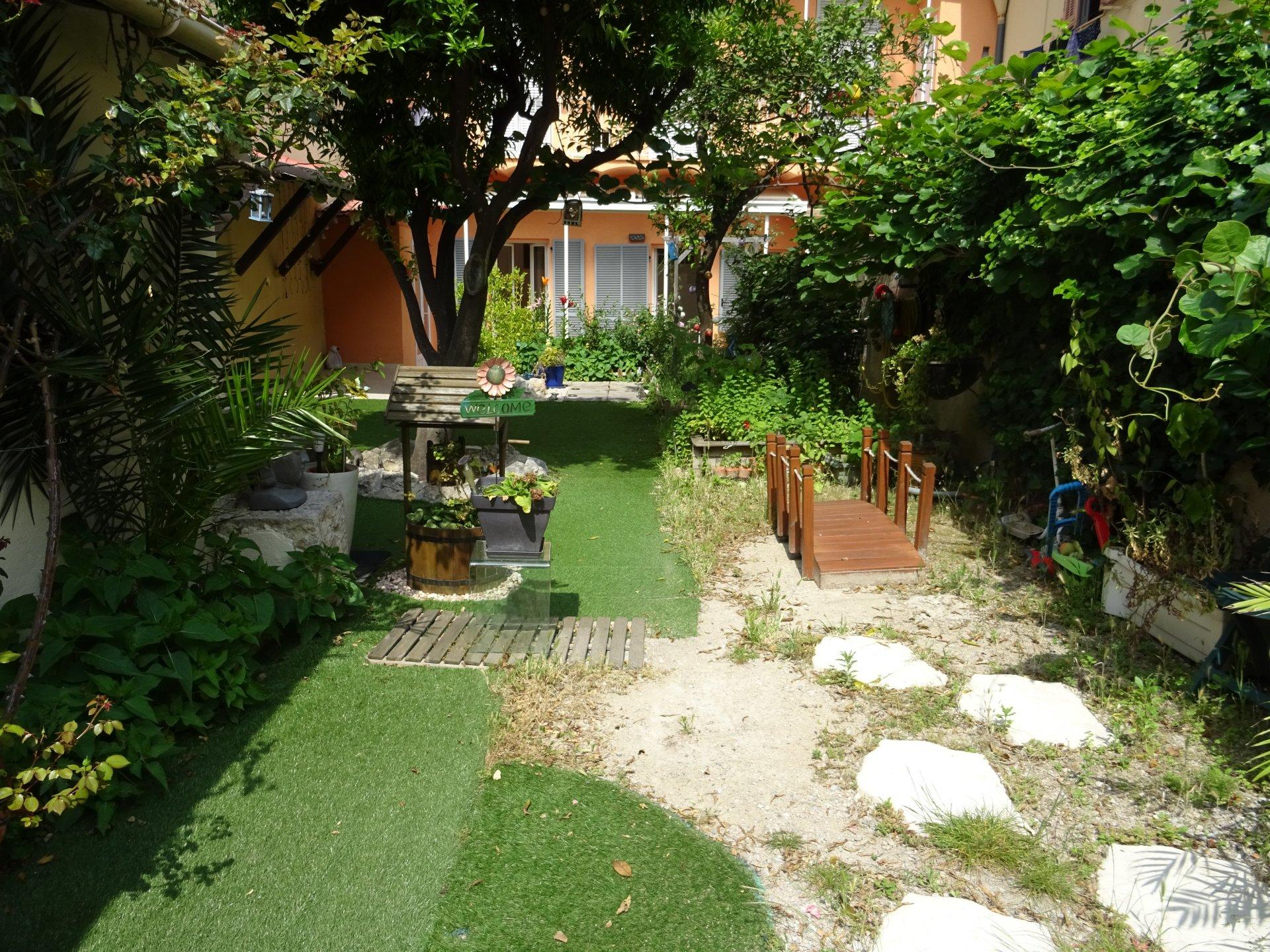 Sale Apartment - Menton Borrigo-Bas