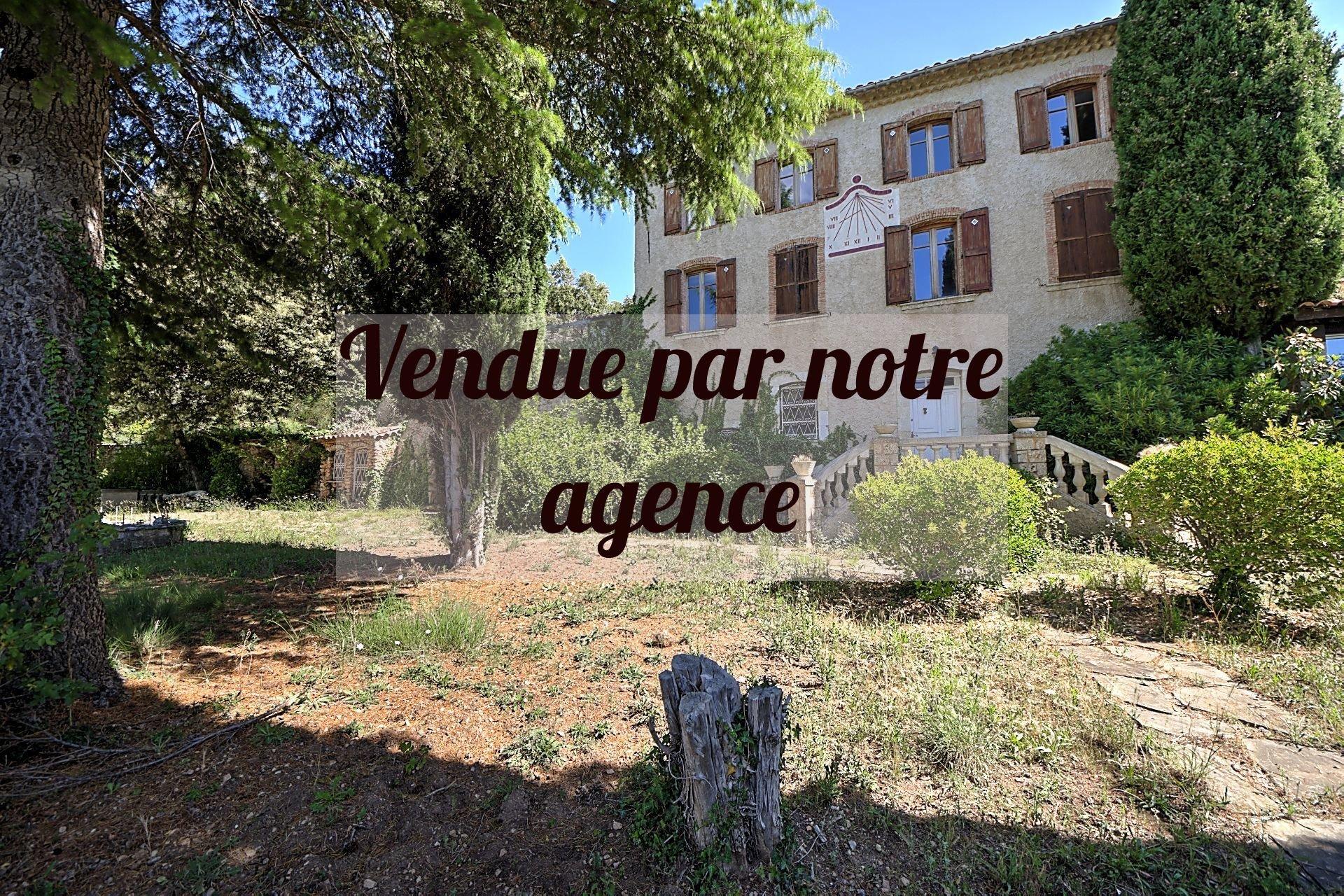 Achat Propriété Aups Provence