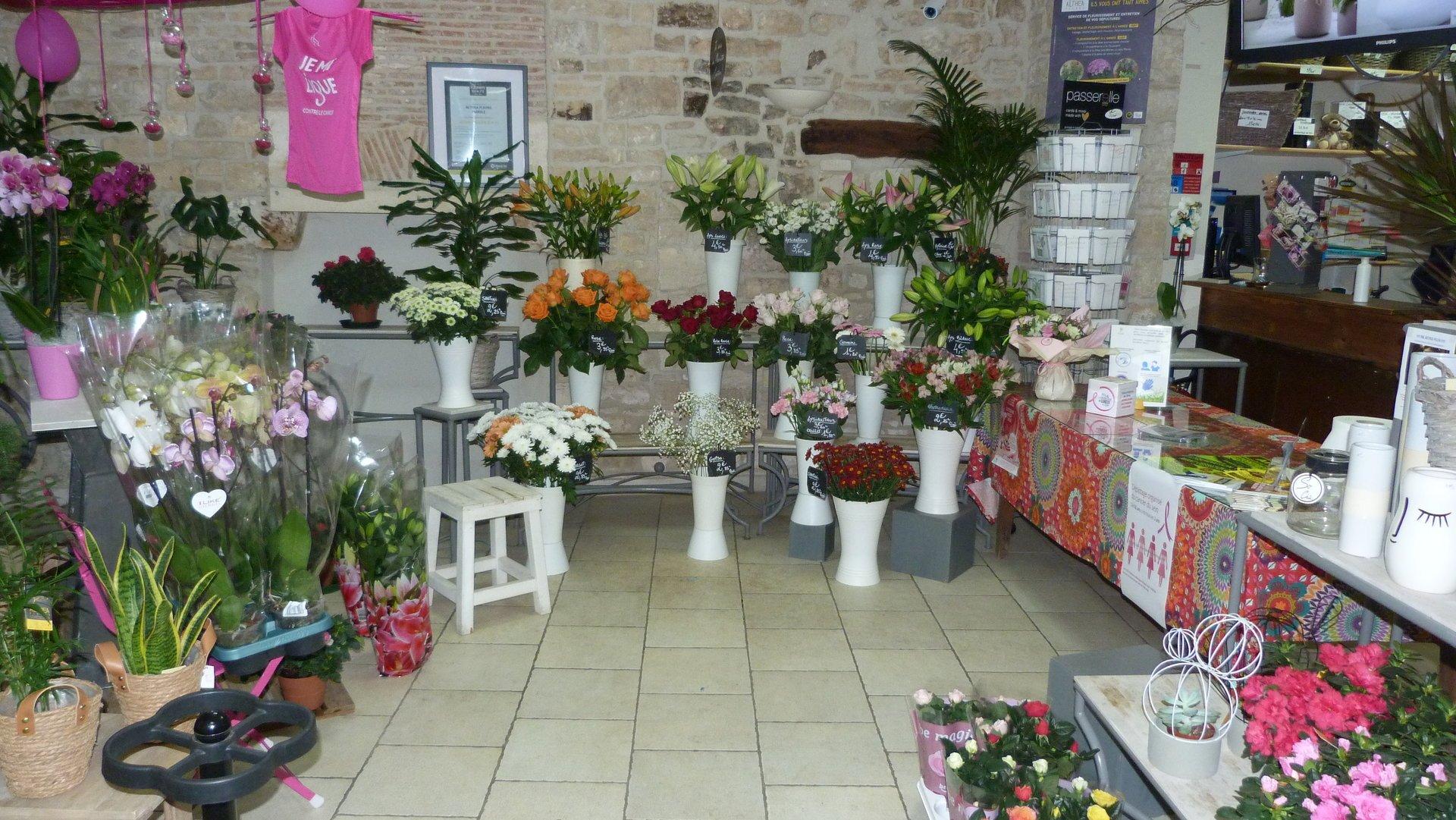 local commercial, Mansle centre idéalement situé