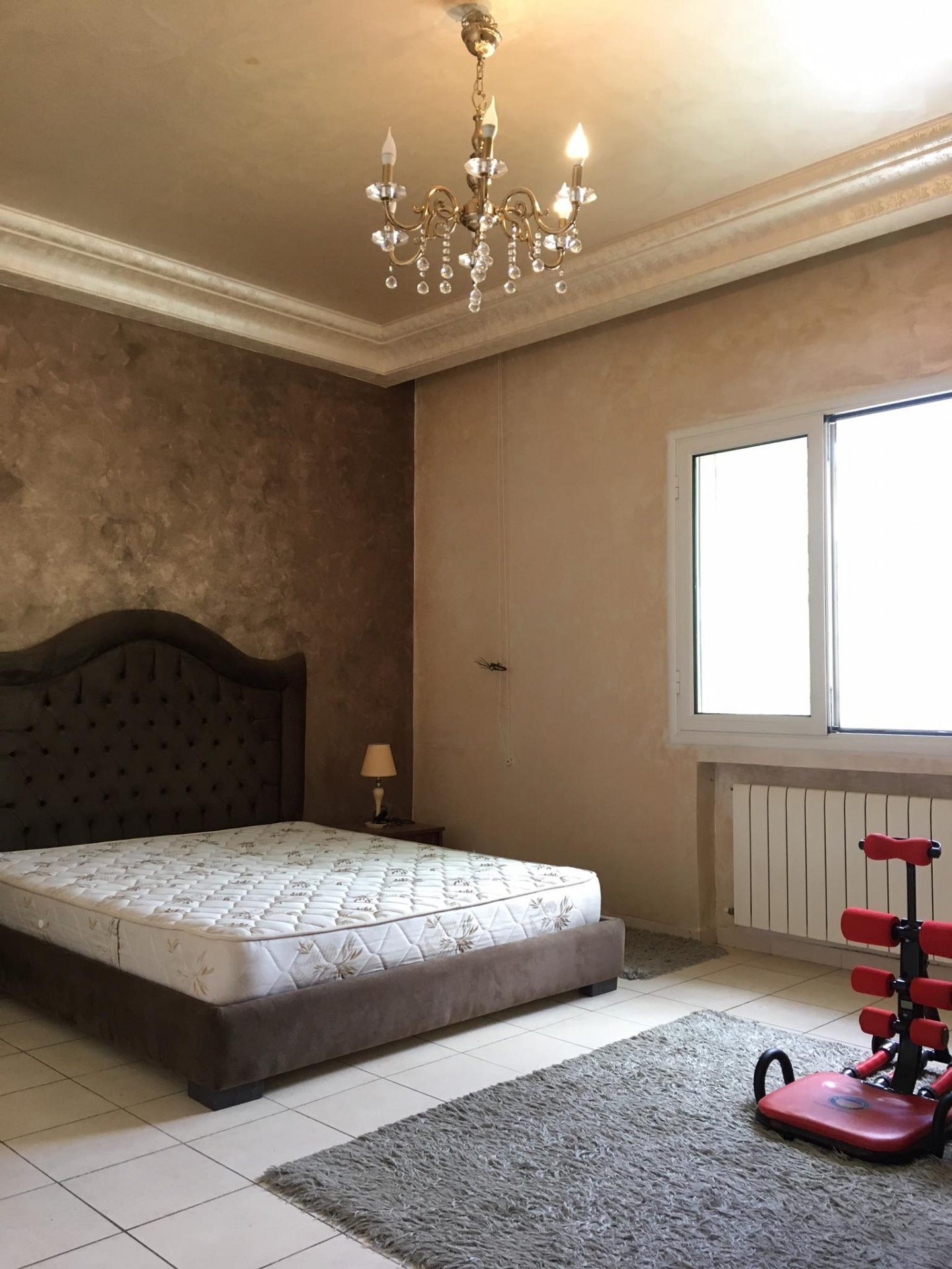 Location Appartement meublé avec piscine à La Marsa