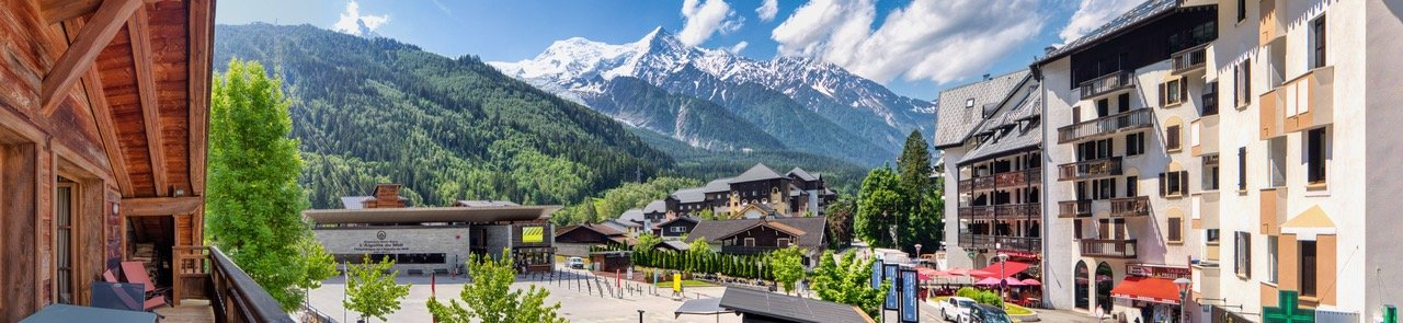 Affitto stagionale Appartamento - Chamonix-Mont-Blanc Aiguille du midi
