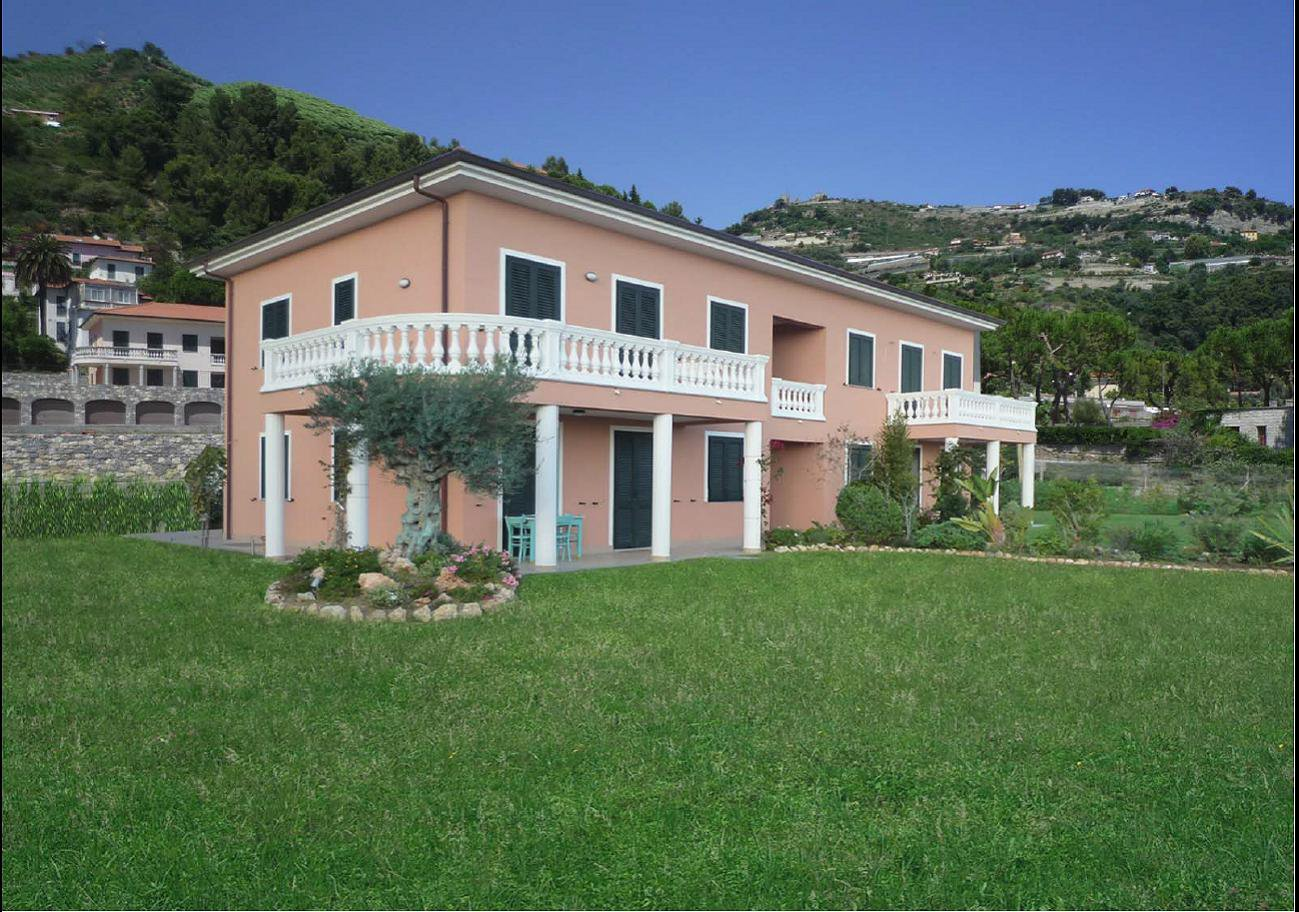 Sale Villa - Ventimiglia Latte - Italy