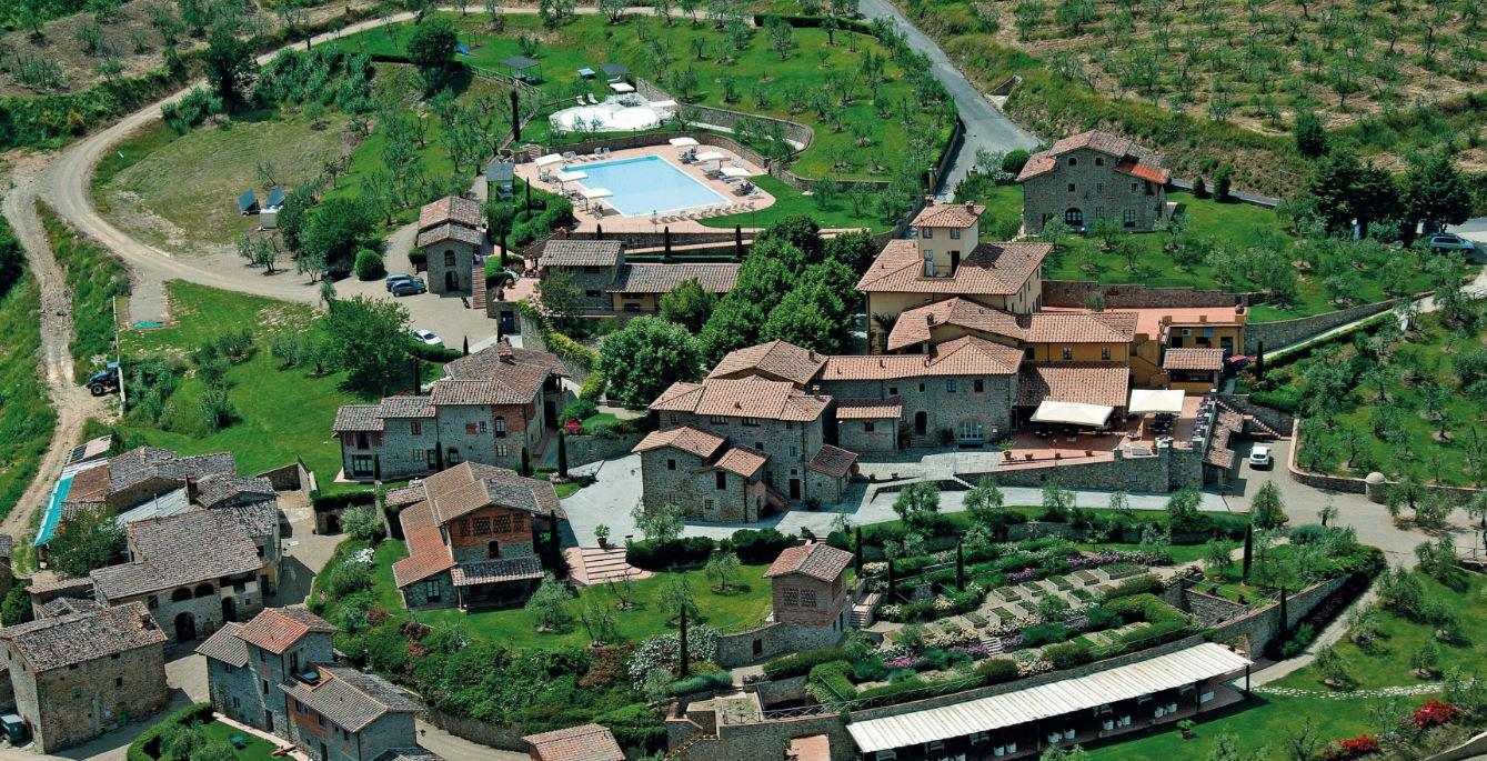 HOTEL RESORT IN TUSCANY