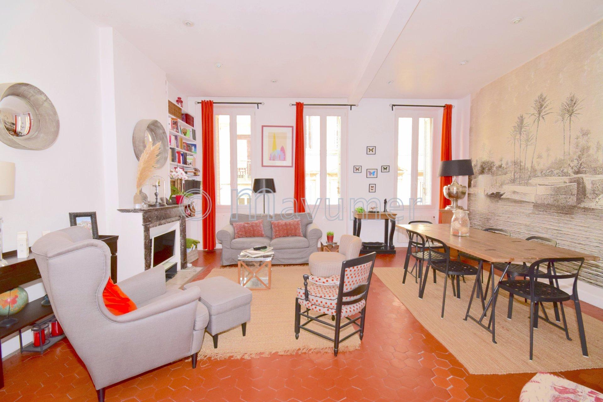 Sale Apartment - Marseille 6ème Préfecture