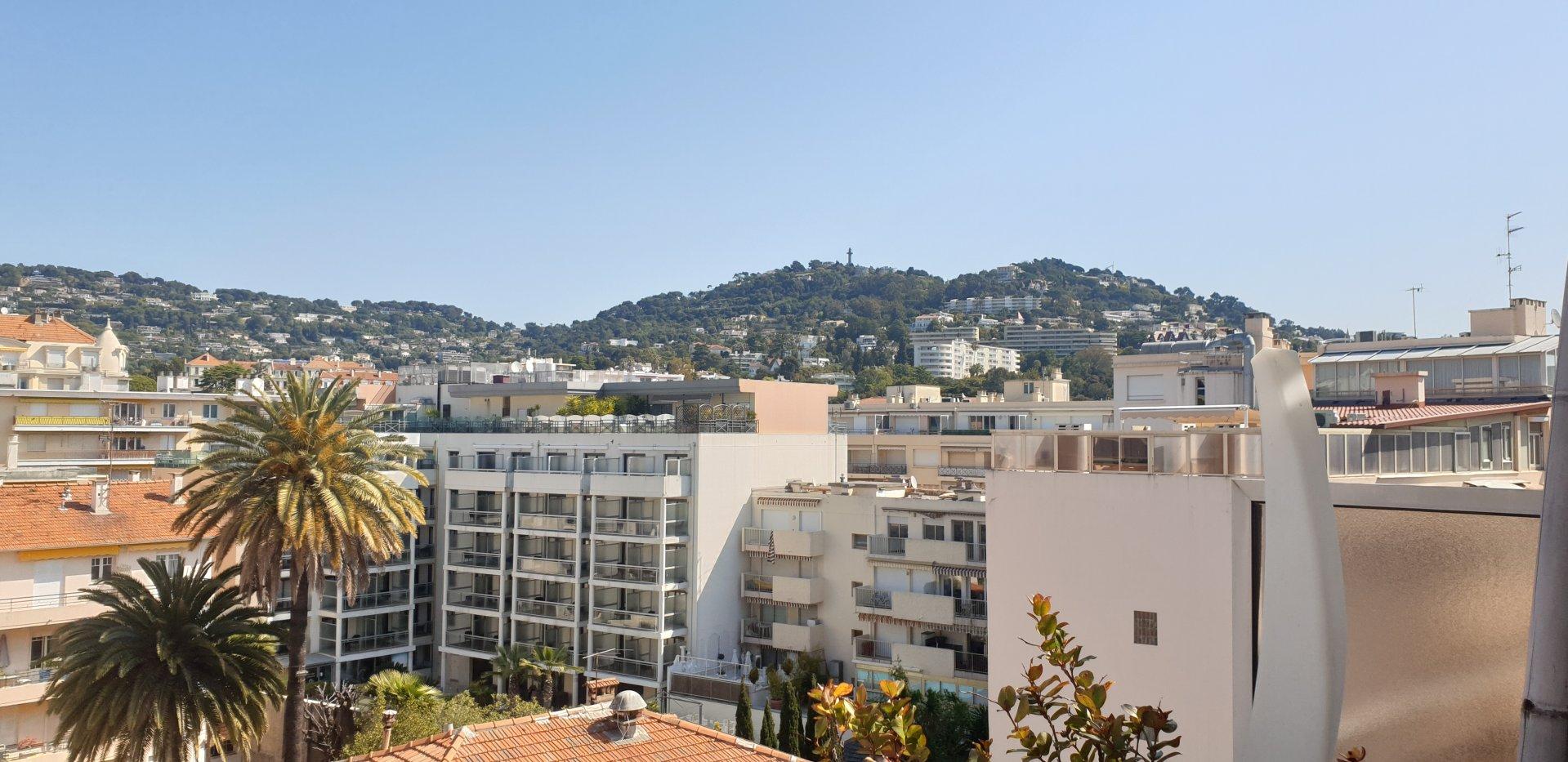 Seasonal rental Apartment - Cannes Banane