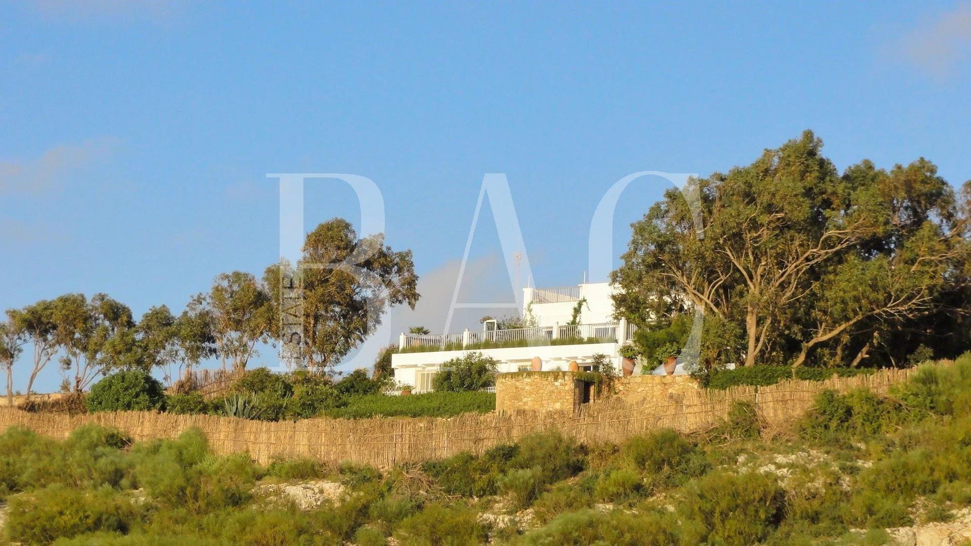 Villa sur la Lagune de Oualidia au Maroc