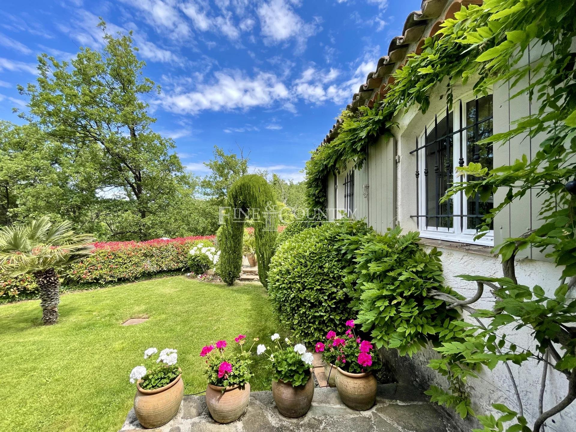 Vente Villa La Garde Freinet