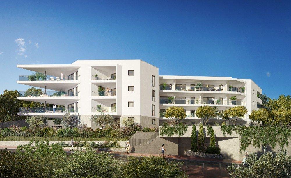 Magnifique T3 avec terrasse et 2 garages - Cimiez