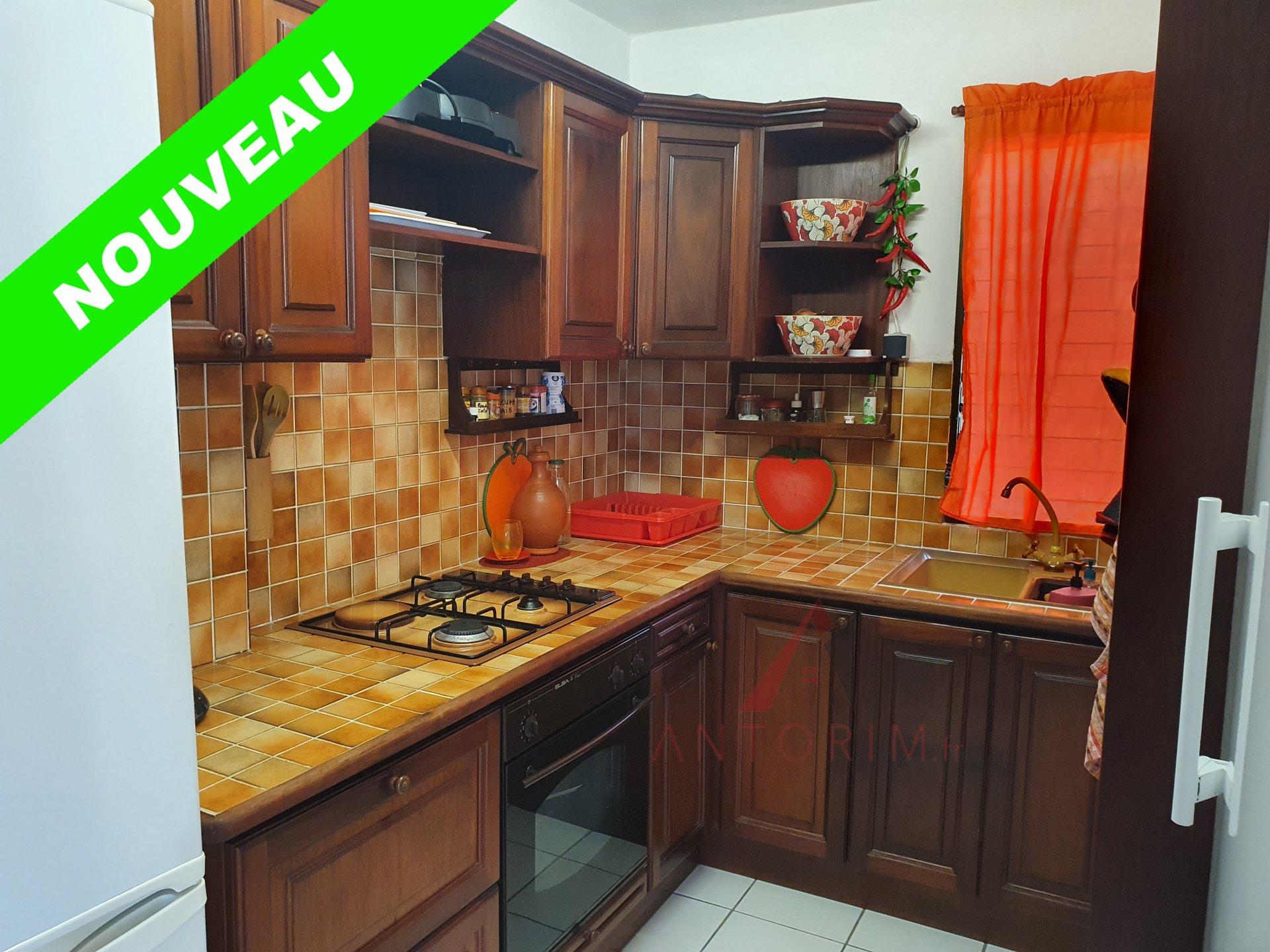 FORT DE FRANCE : appartement T3 duplex à vendre