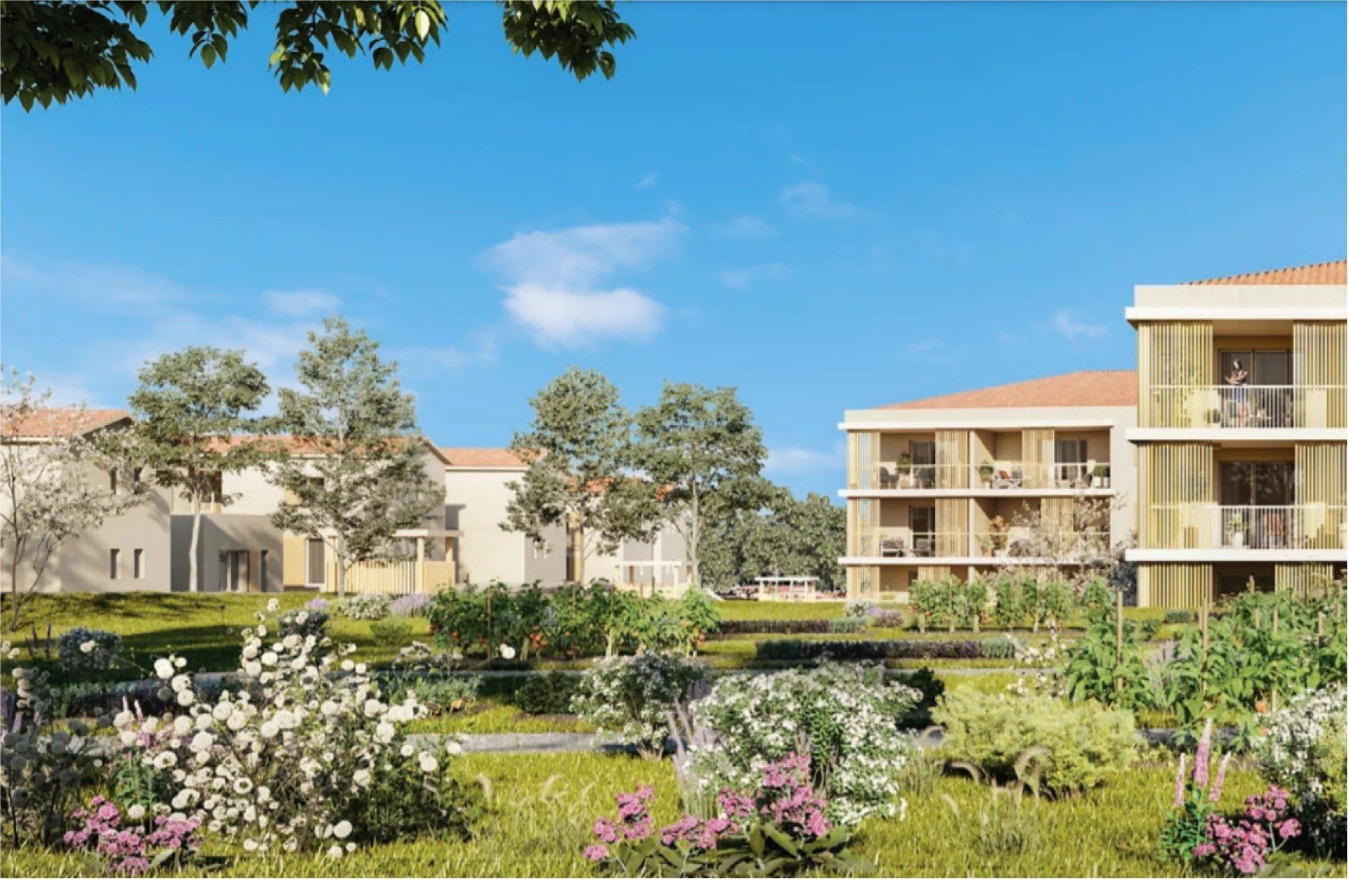Appartement Neuf Type 4 avec terrasse - Centre-Village