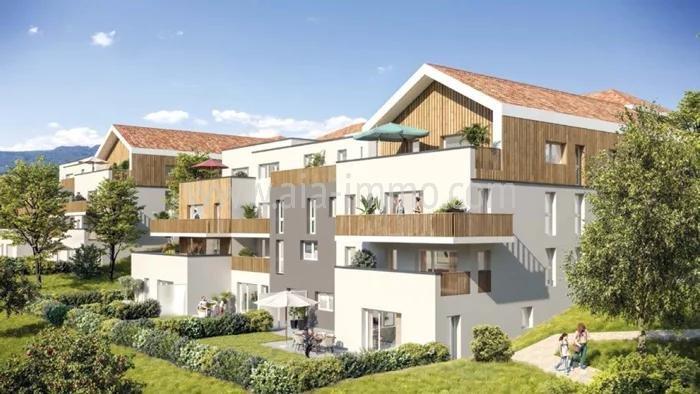 Belle résidence Marigny-Saint-Marcel.