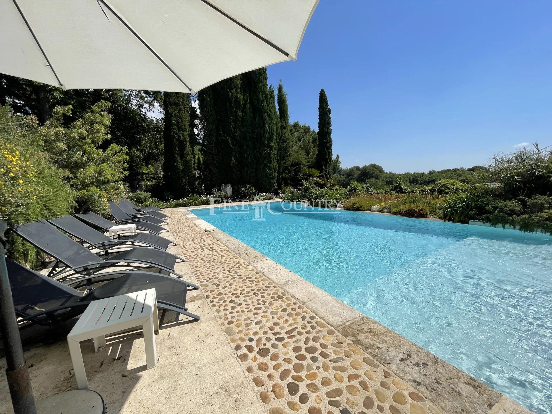 Villa for sale, Spéracèdes, panoramic views to the sea