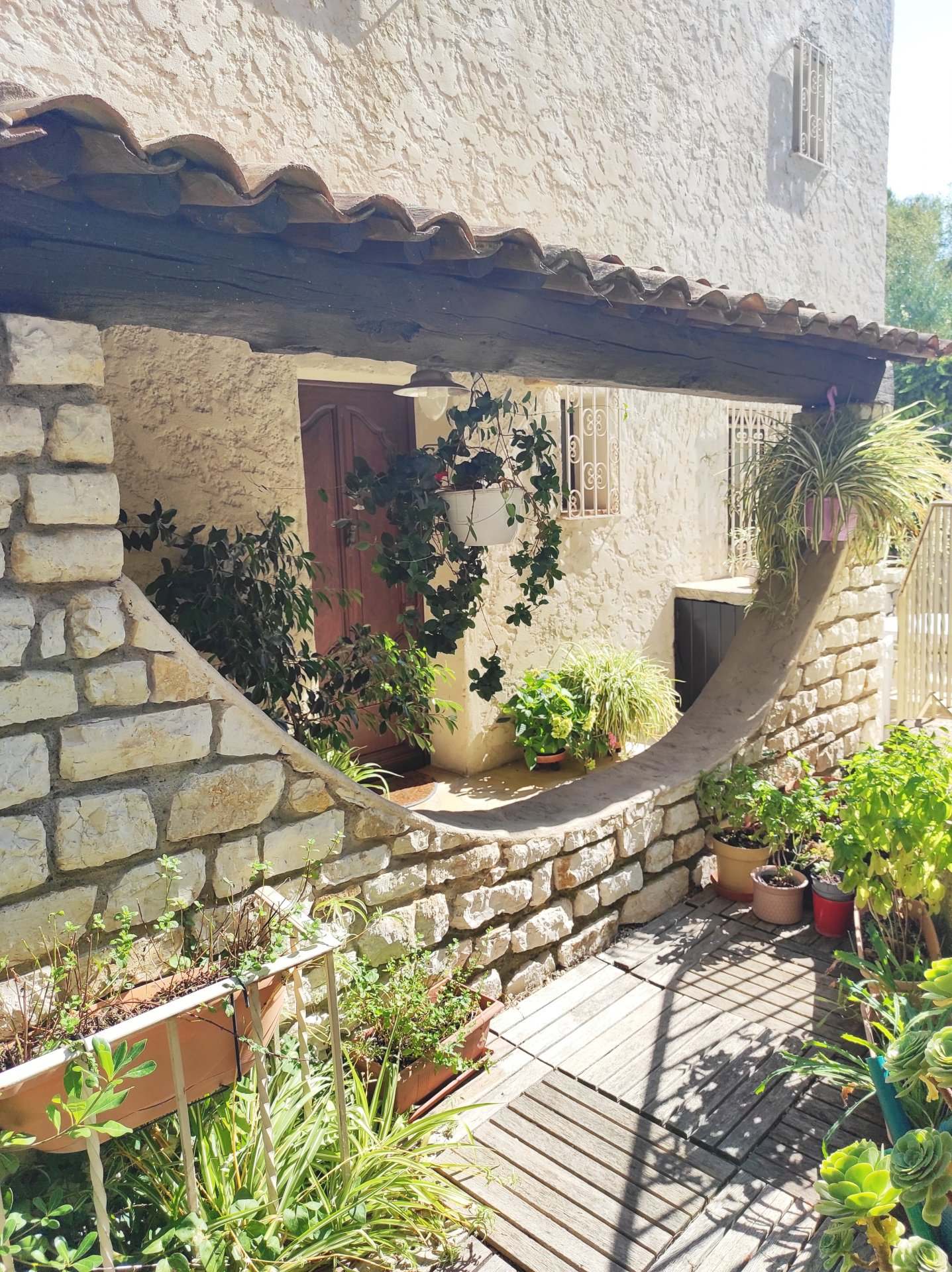 CAGNES-SUR-MER / HUBAC villa
