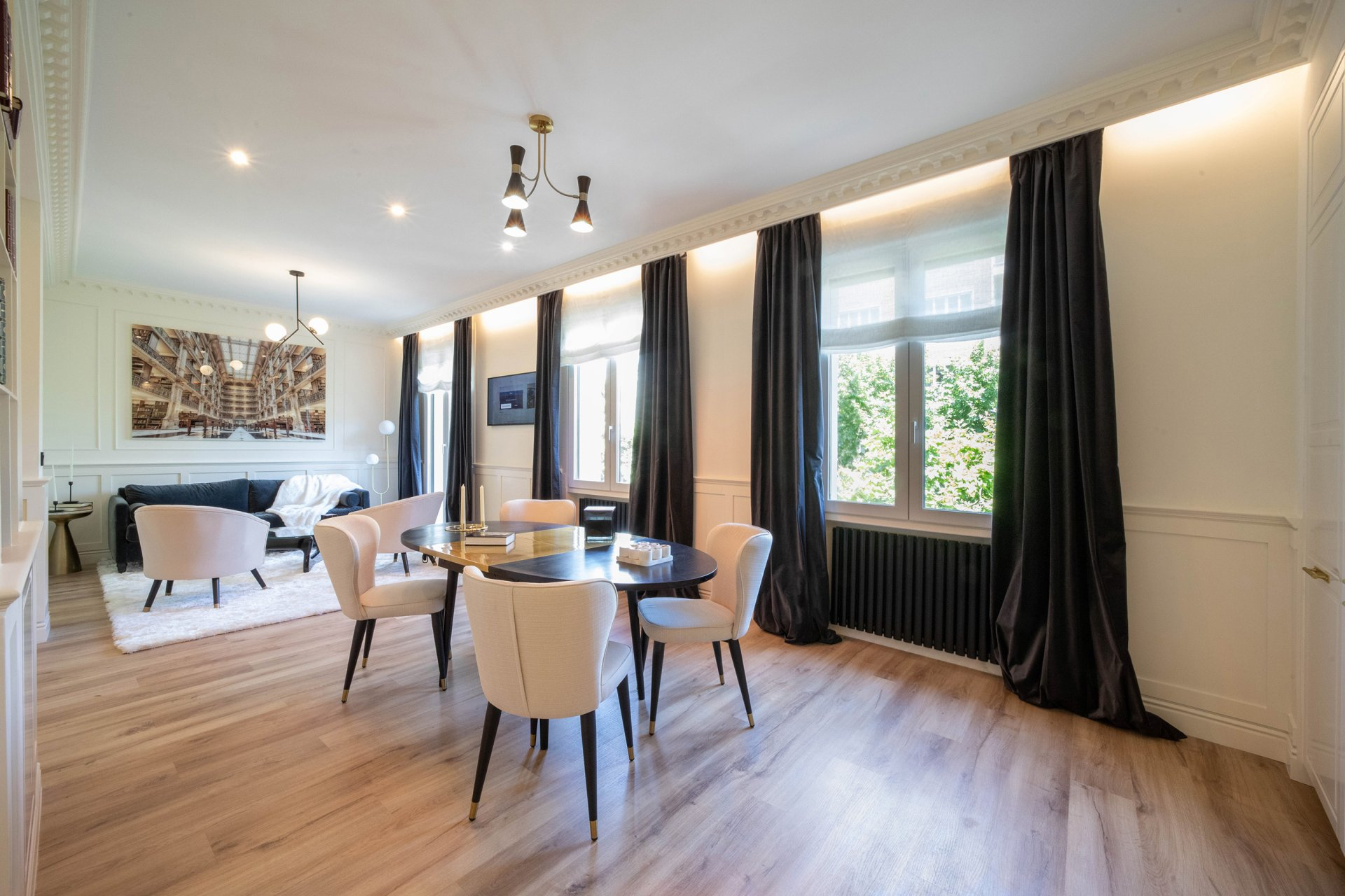 Sale Apartment Madrid Almagro