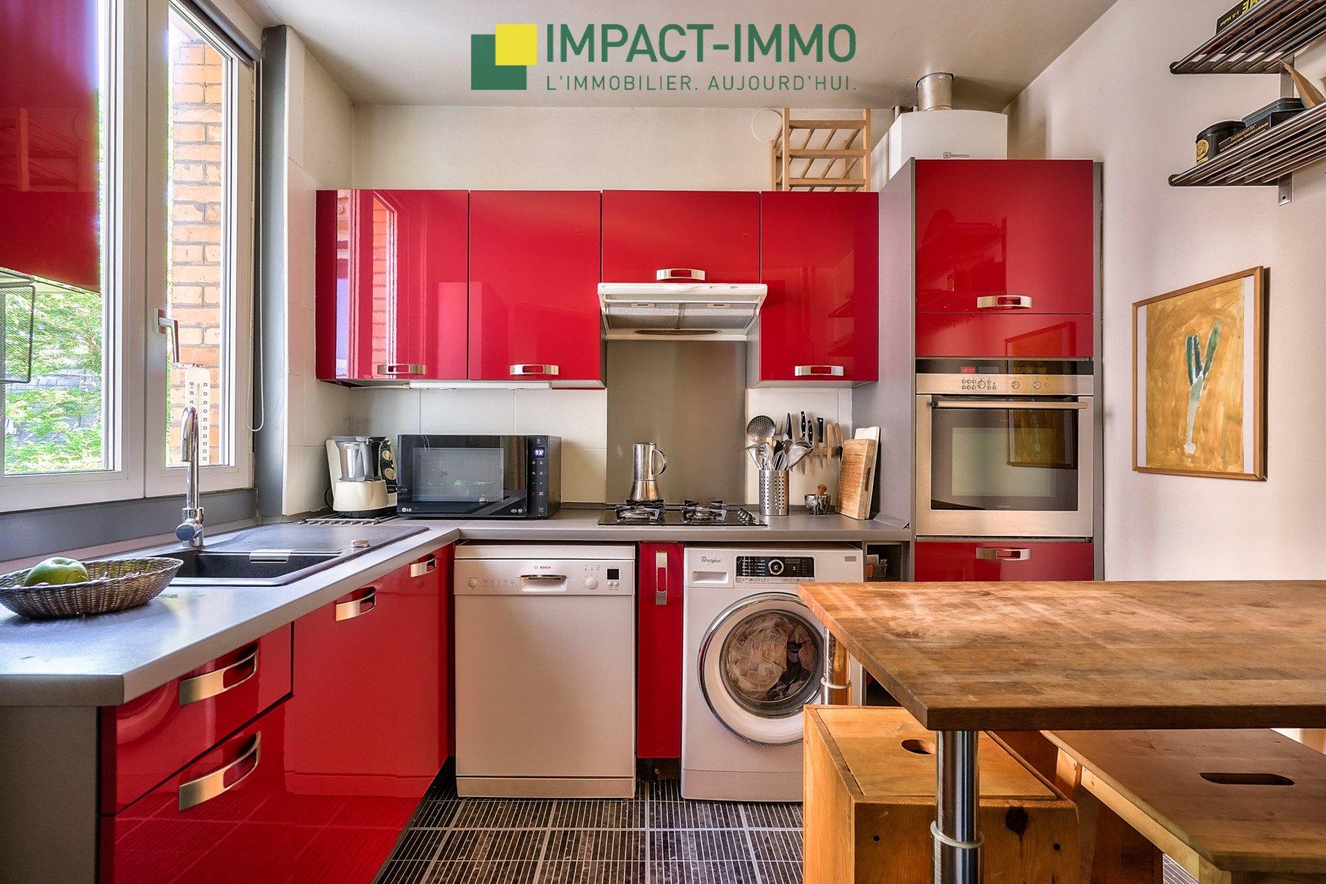 A vendre Colombes les Vallées Appartement 4 pièce(s) 88 m2
