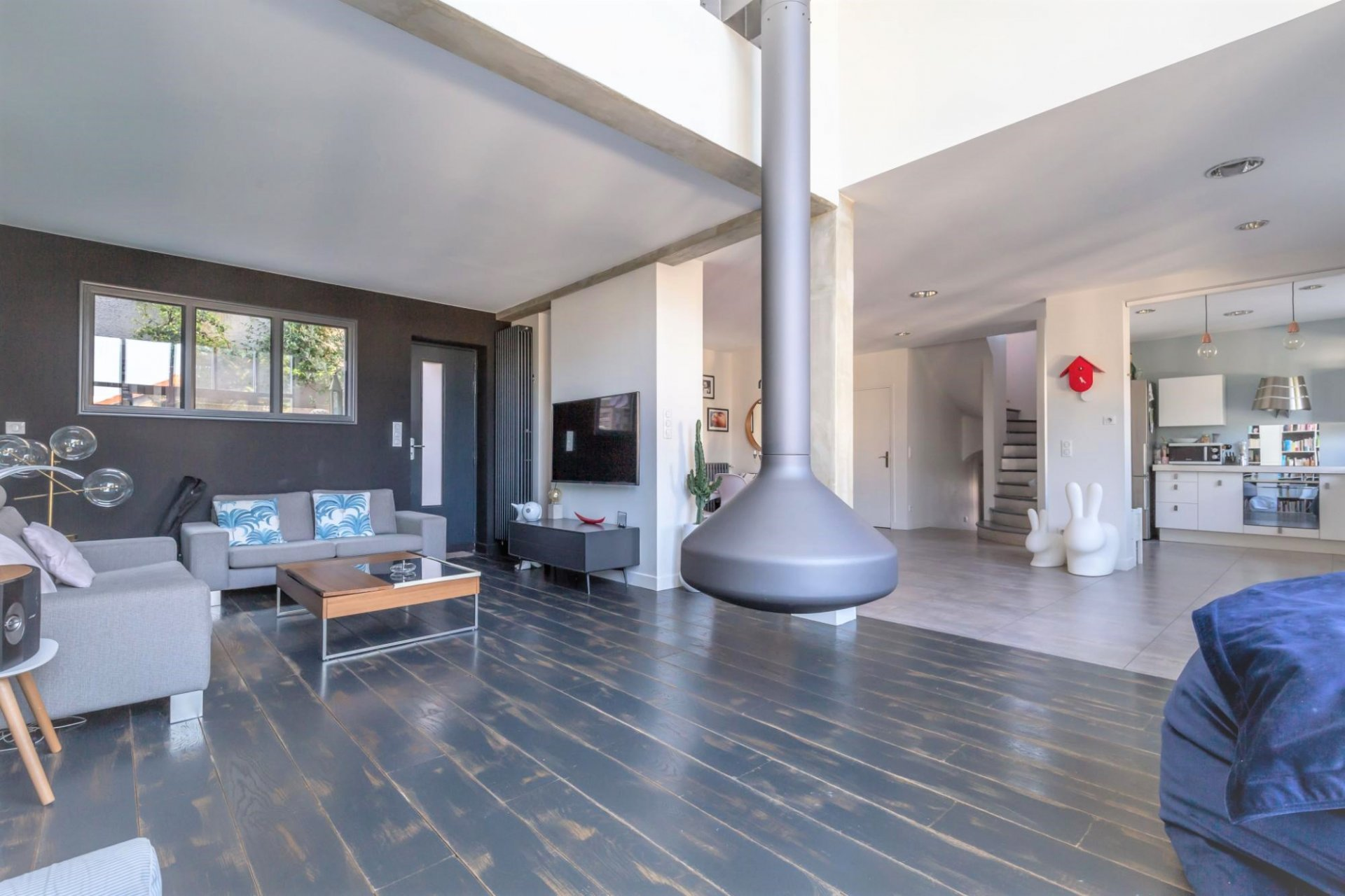 Maison d'architecte 5 pièces de 170 m² sur 400 m² de terrain