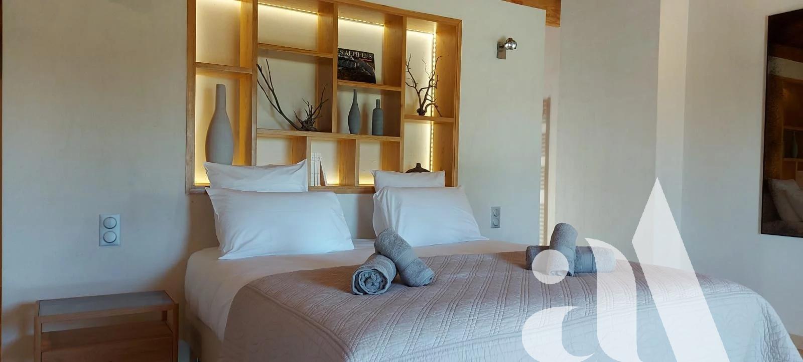 LE MAS DESTET - MAUSSANE-LES-ALPILLES -  5 chambres- 10 personnes
